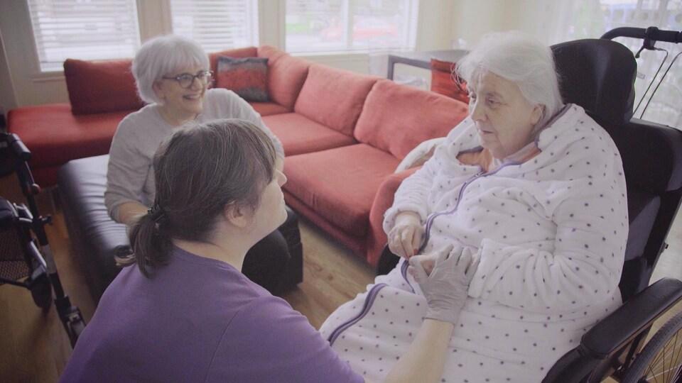 Le point sur une maladie qui touchera un million de canadiens, en 2050 : l'Alzheimer.