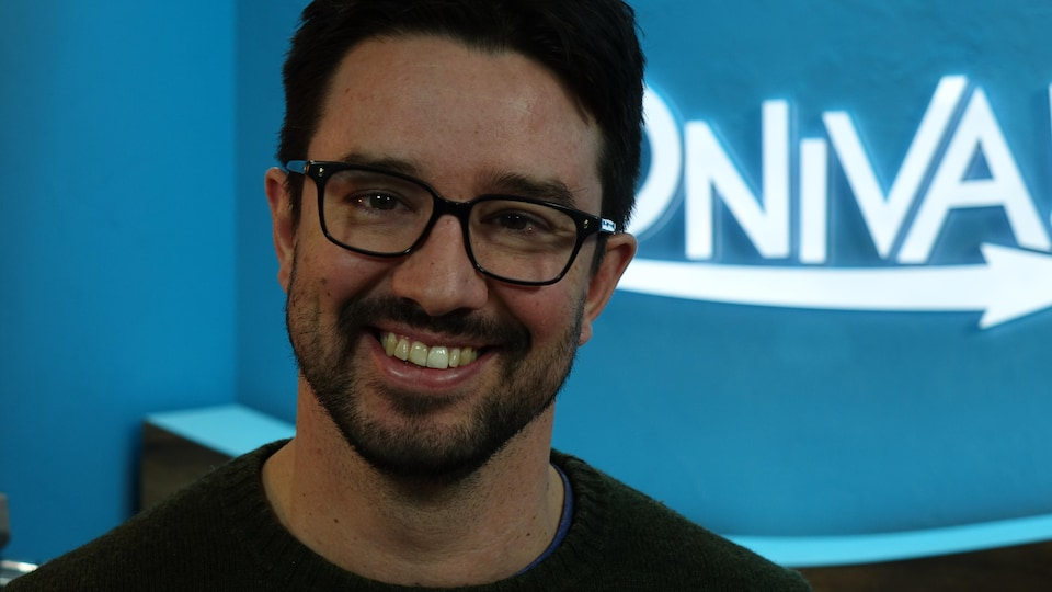 Gaetan Benoit, réalisateur d'ONIVA!