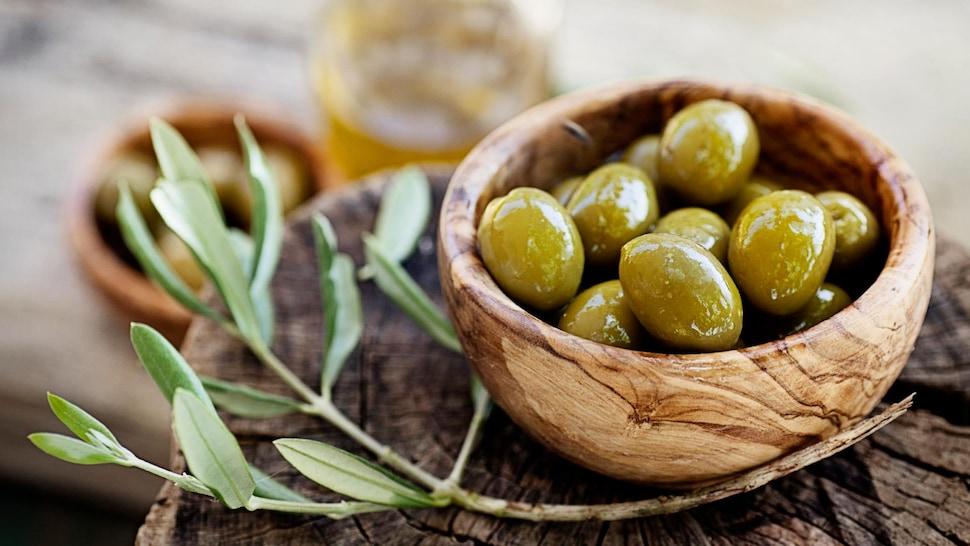 Olive - Ingrédients - Mordu