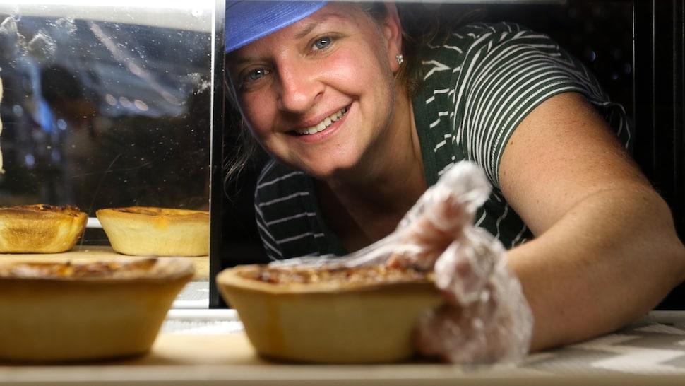 Contrairement à la pensée populaire, Marilyn Hénault croit que la cuisine chilienne n'est pas une cuisine épicée.
