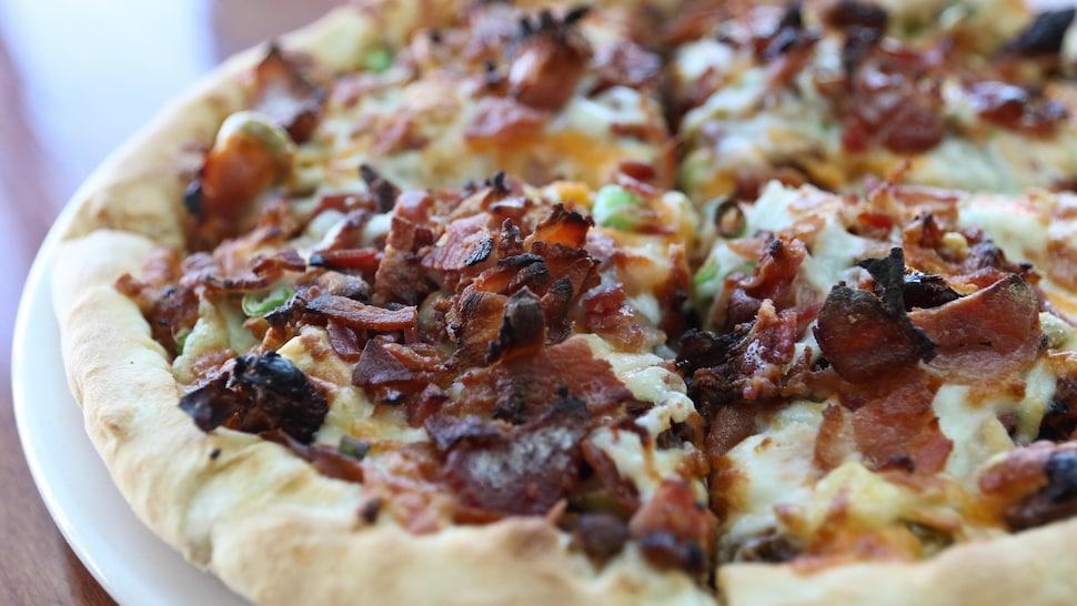 La pizza Spéciale Pidz.