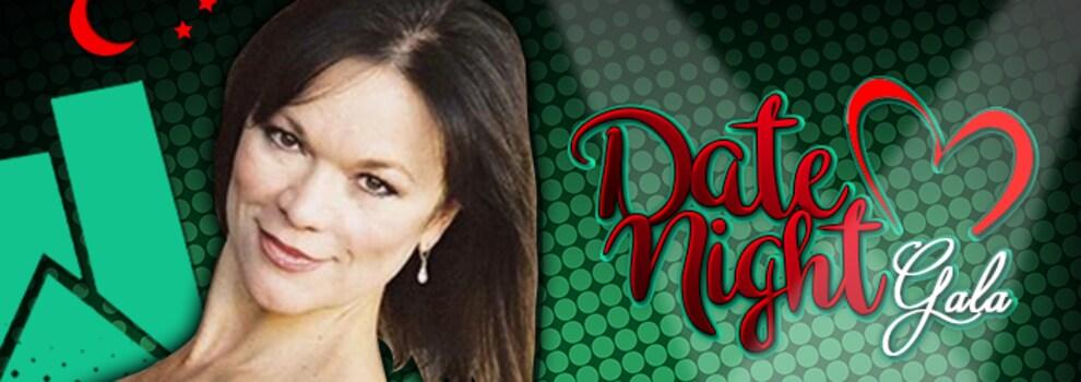 Affiche de la soirée avec la comédienne Monique Marvez