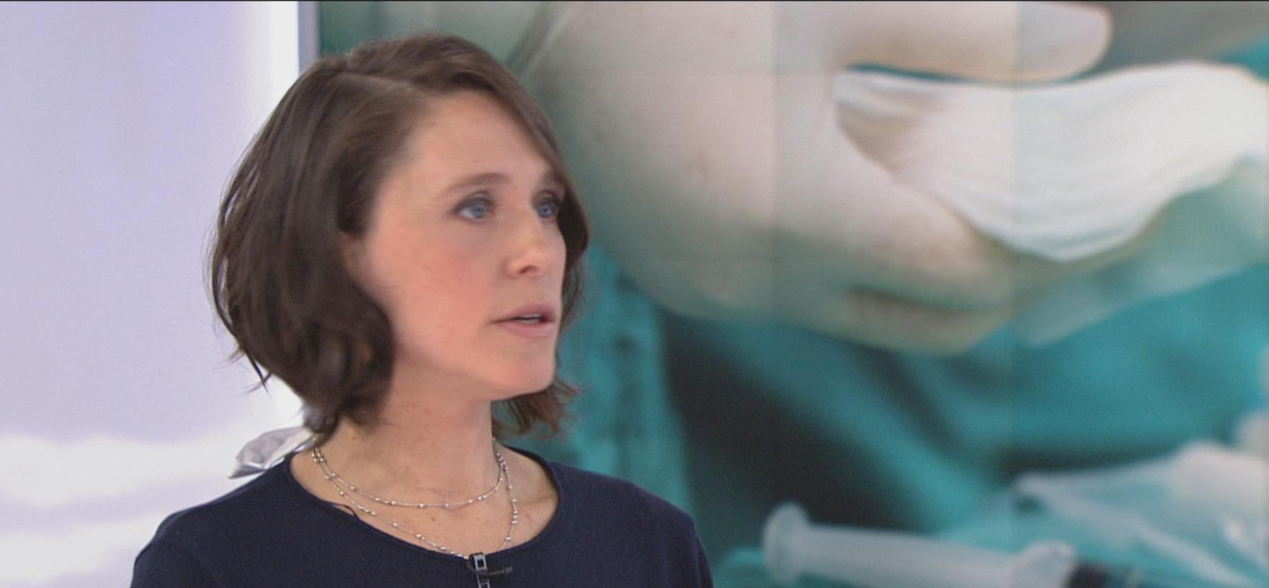 Emmanuelle Marceau, spécialiste en bioéthique et en éthique de la recherche à l'École de santé publique de l'Université de Montréal