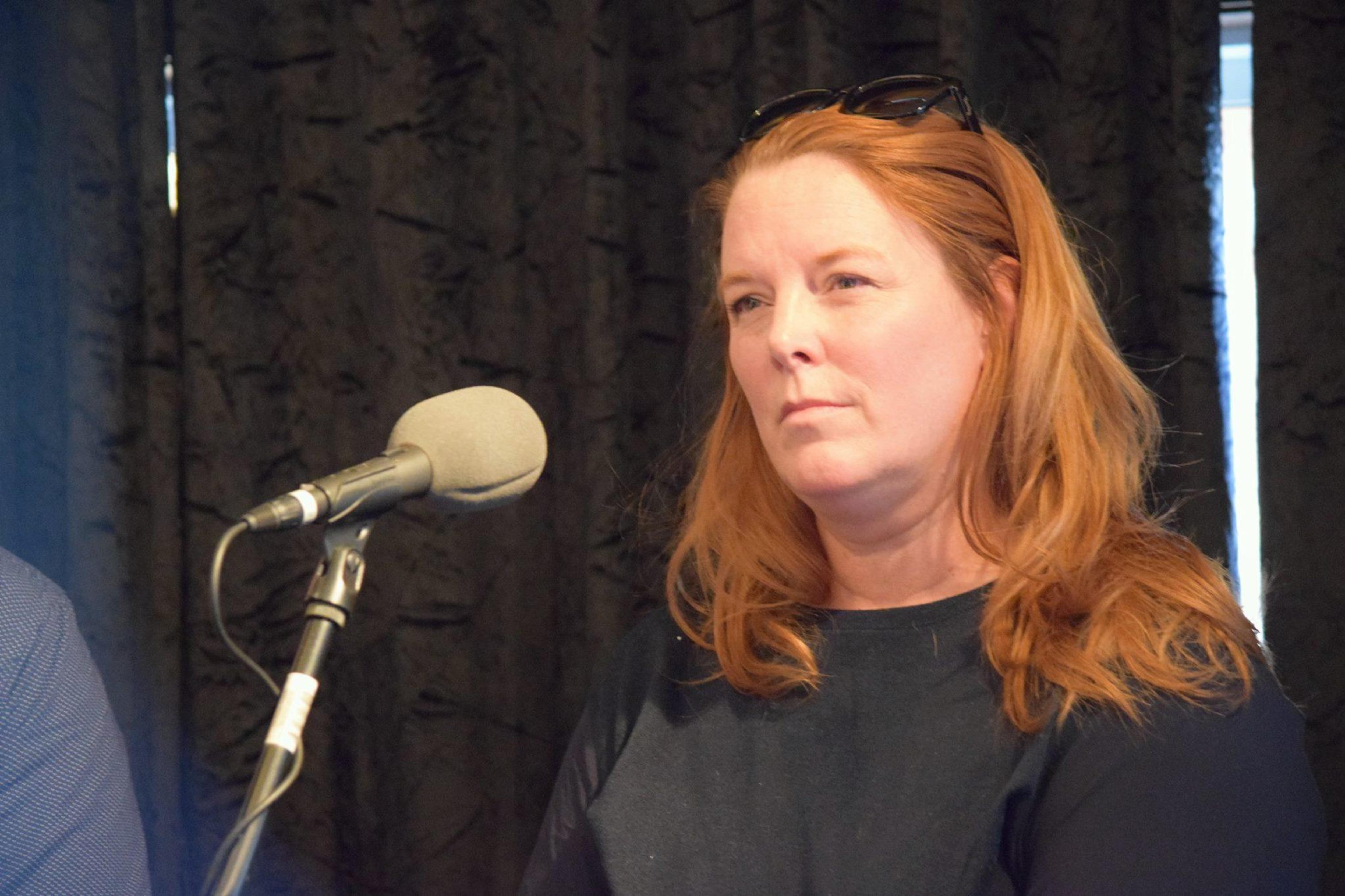 Wendy Dawson, entrepreneure