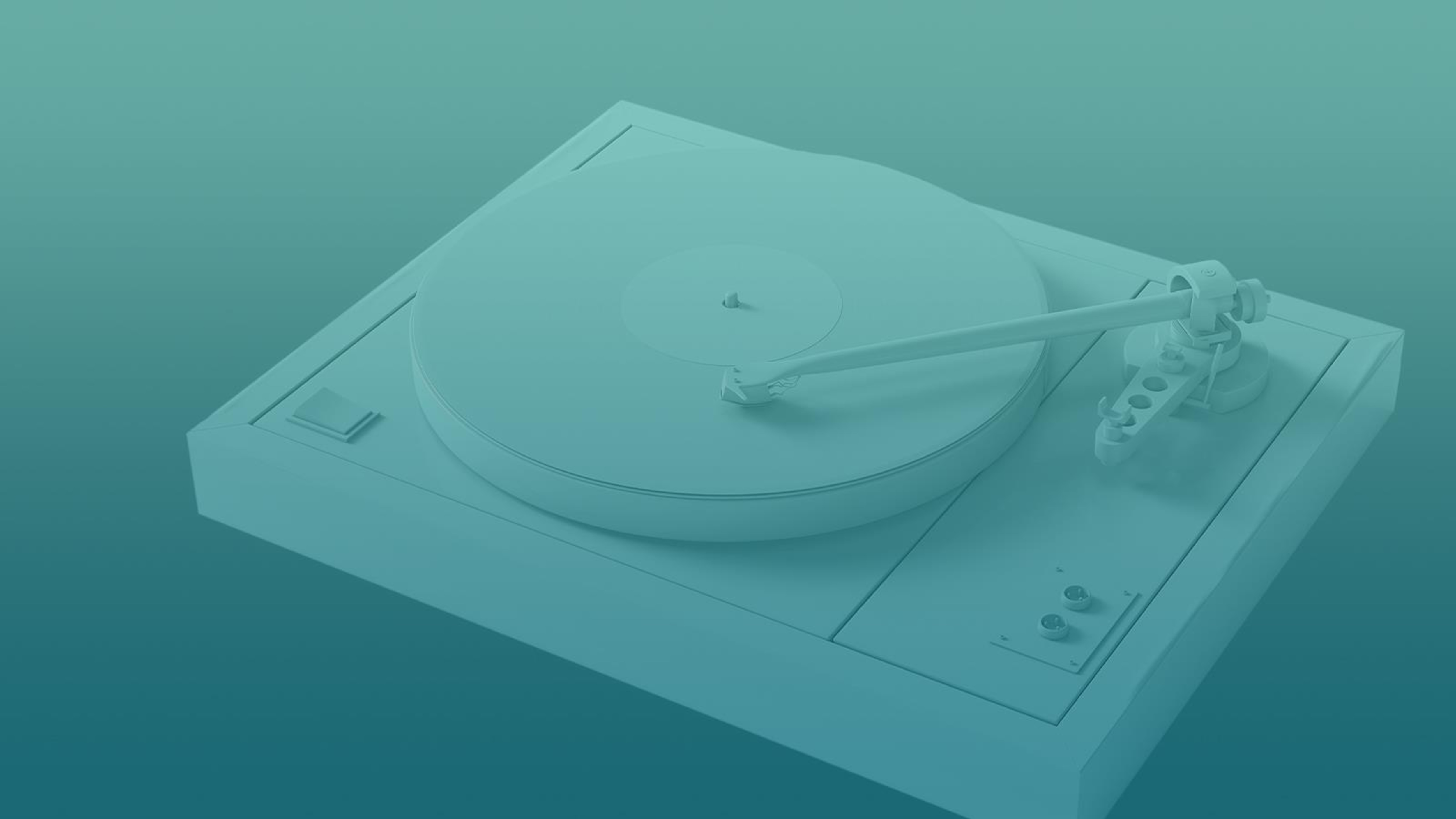 une table tournante