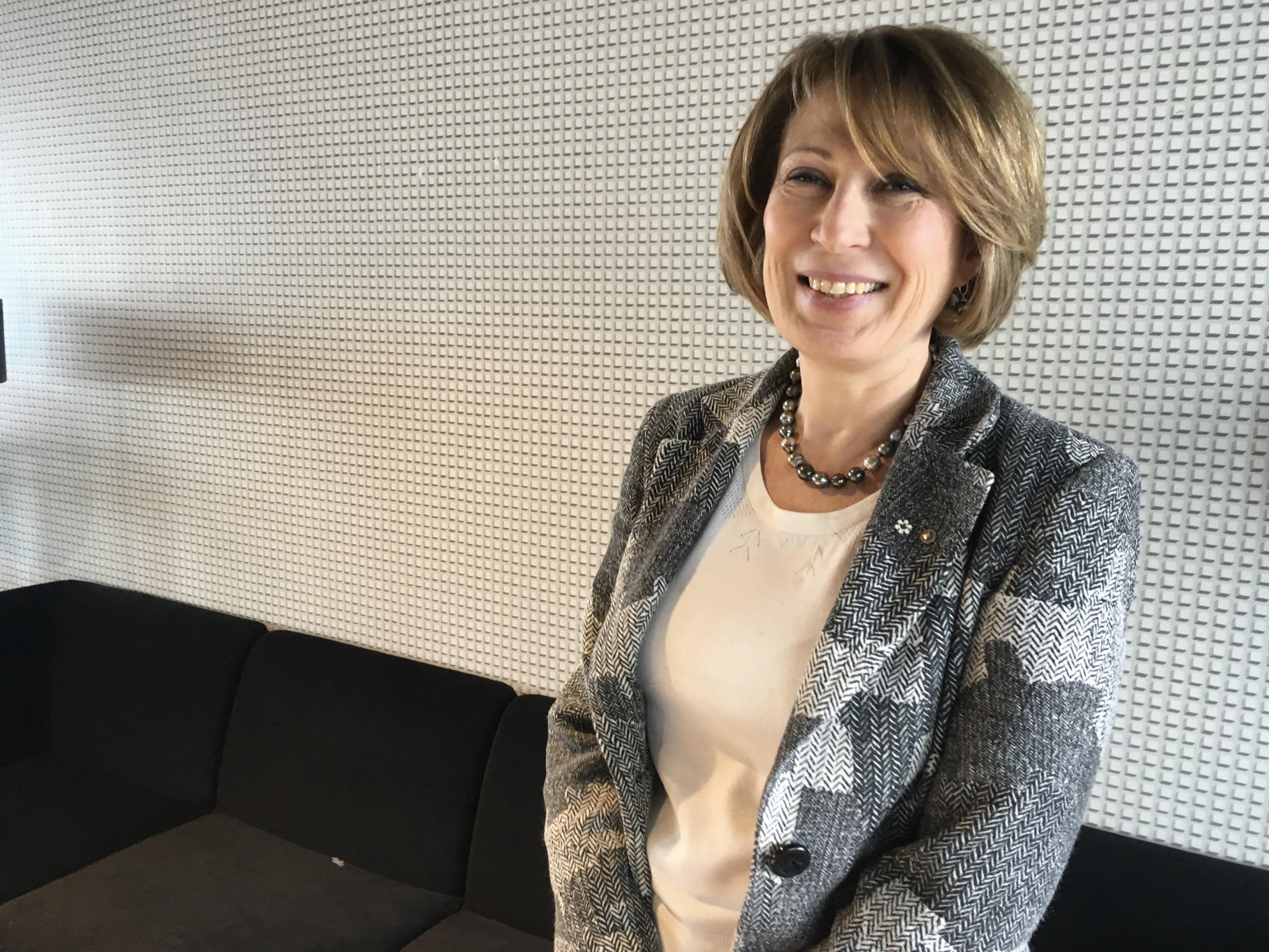 Mona Nemer, conseillère scientifique en chef du Canada