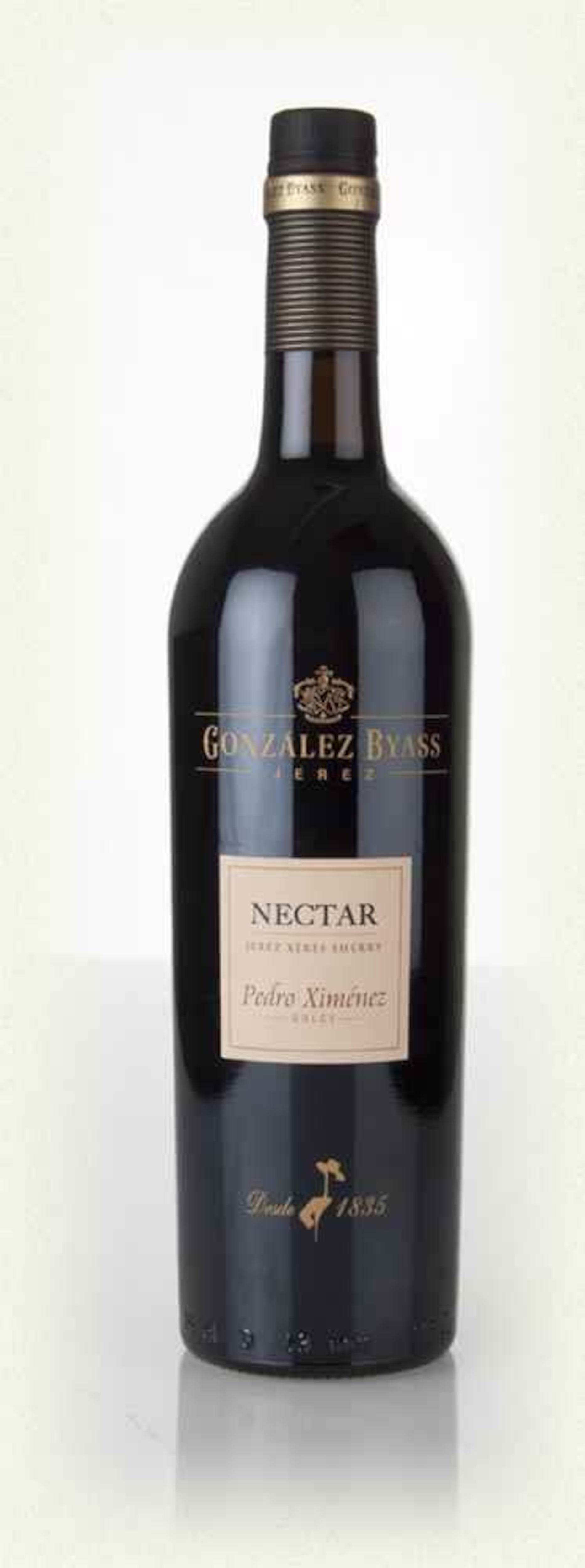 Gonzalez Byass Nectar Pedro Ximenez   Code SAQ 13857610   28,95 $