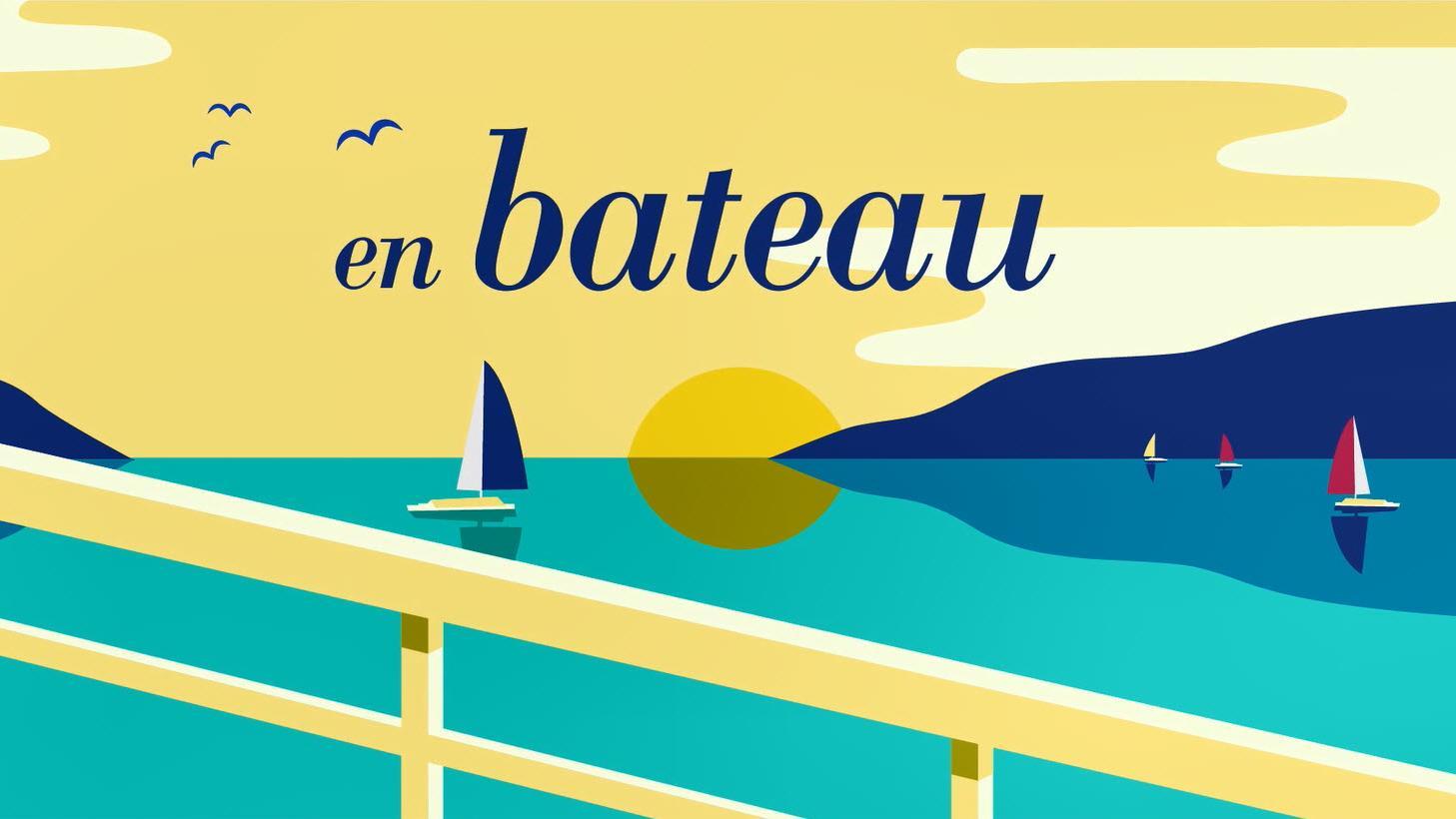 Cet été, qu'est-ce qu'on lit... en bateau