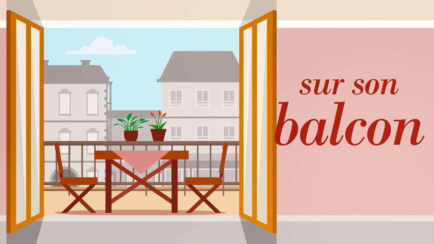 Cet été, qu'est-ce qu'on lit... sur son balcon