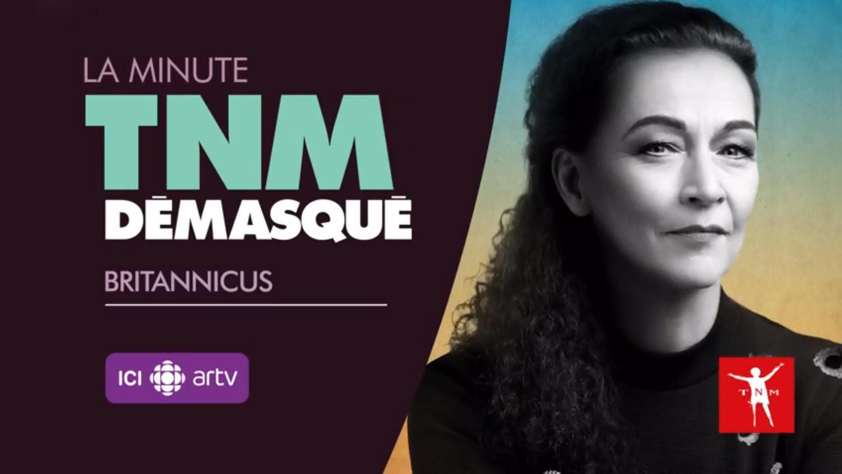 Visionner La minute TNM Démasqué : Eric Robidoux
