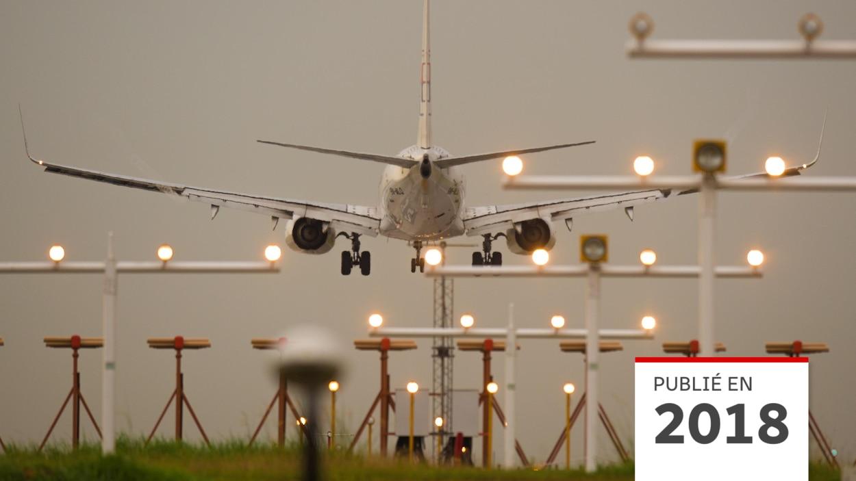 L Avion Plus Securitaire Que Jamais Les Cartes Week End Radio Canada Ca