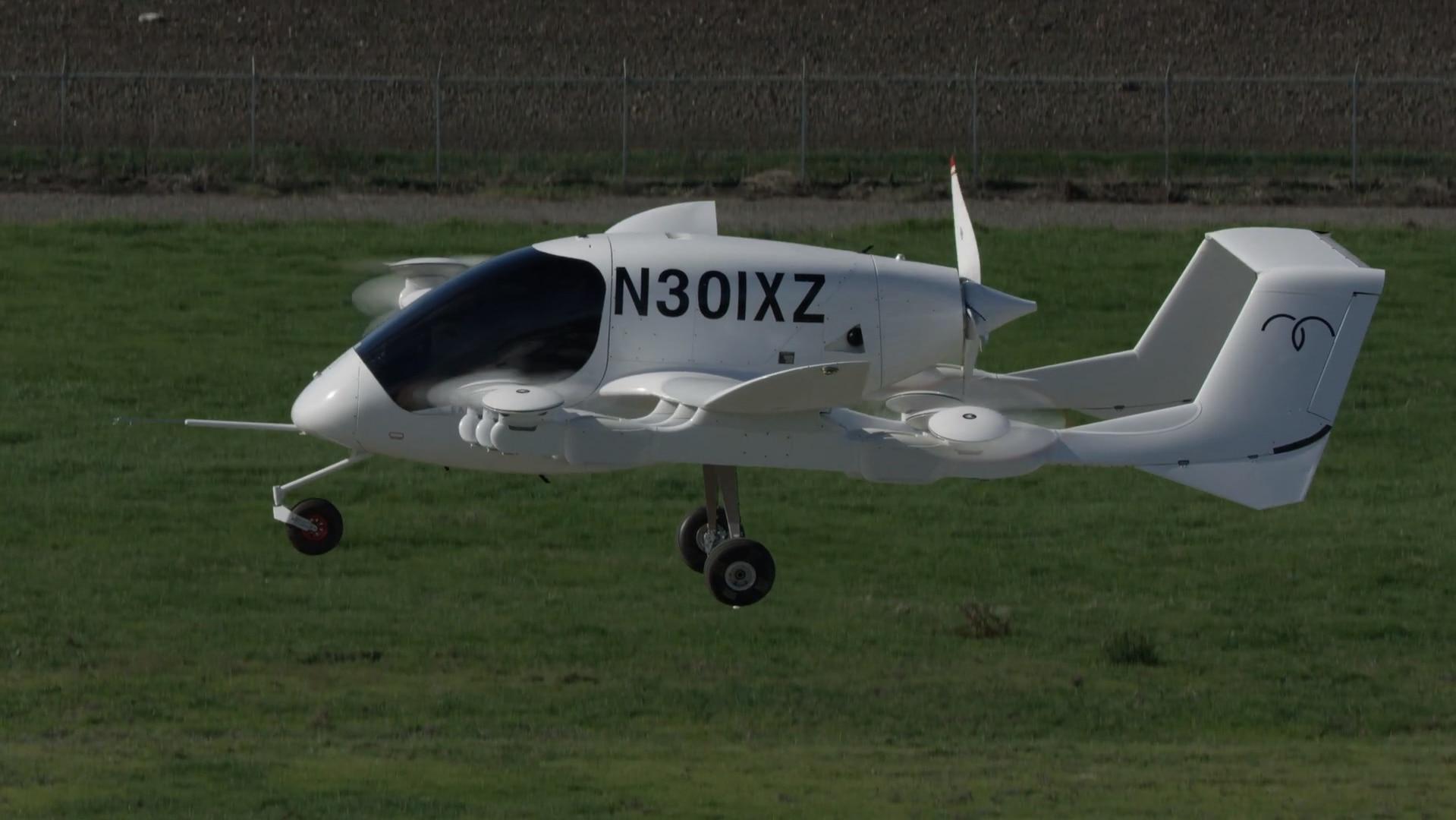 Des taxis volants dans le ciel de Nouvelle-Zélande d'ici 2022