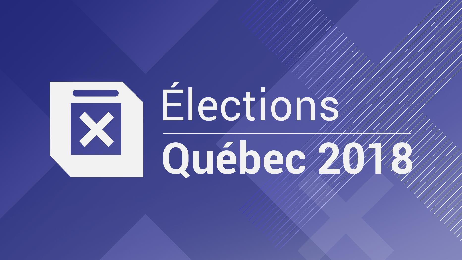 Élections Québec 2018 | Radio