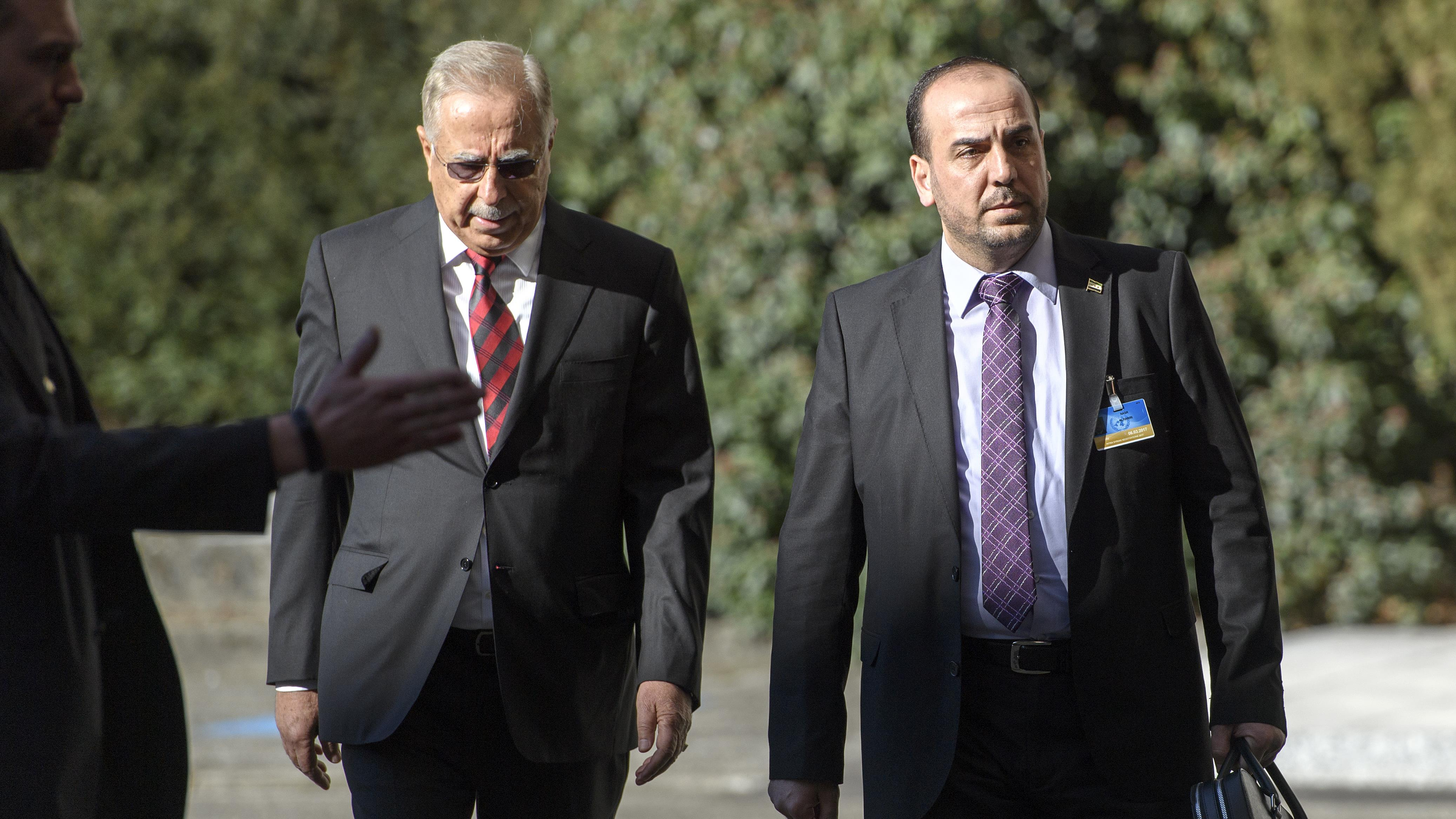 Négociations de paix à Genève sur fond de combat en Syrie