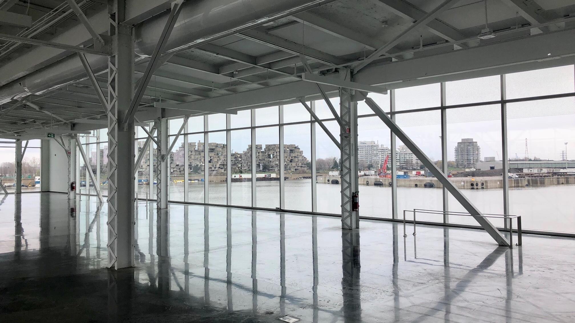 Le terminal est vide.