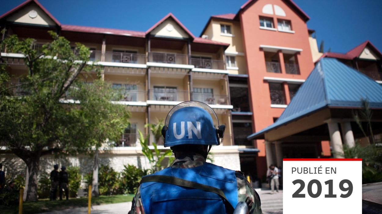 Pas de sanctions contre des policiers canadiens accusés d'inconduite sexuelle en Haïti