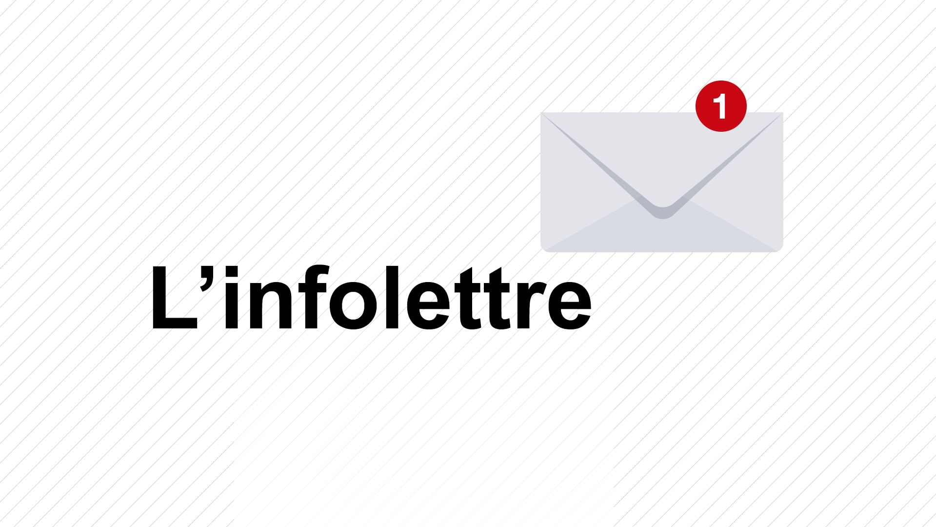 Infolettre ICI