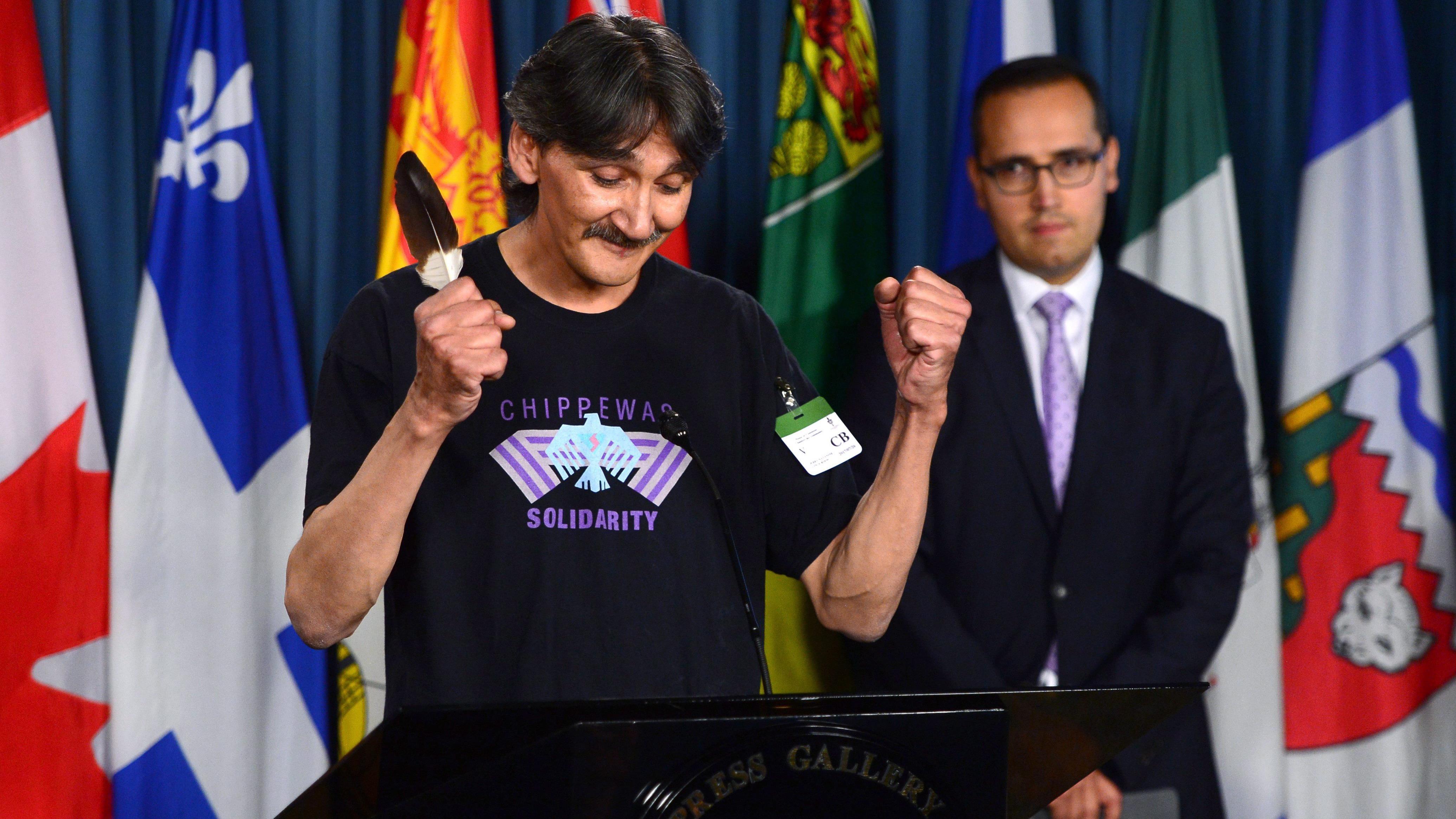 « Aujourd'hui, la justice est de notre bord » - l'ex-maire de la communauté inuite de Clyde River