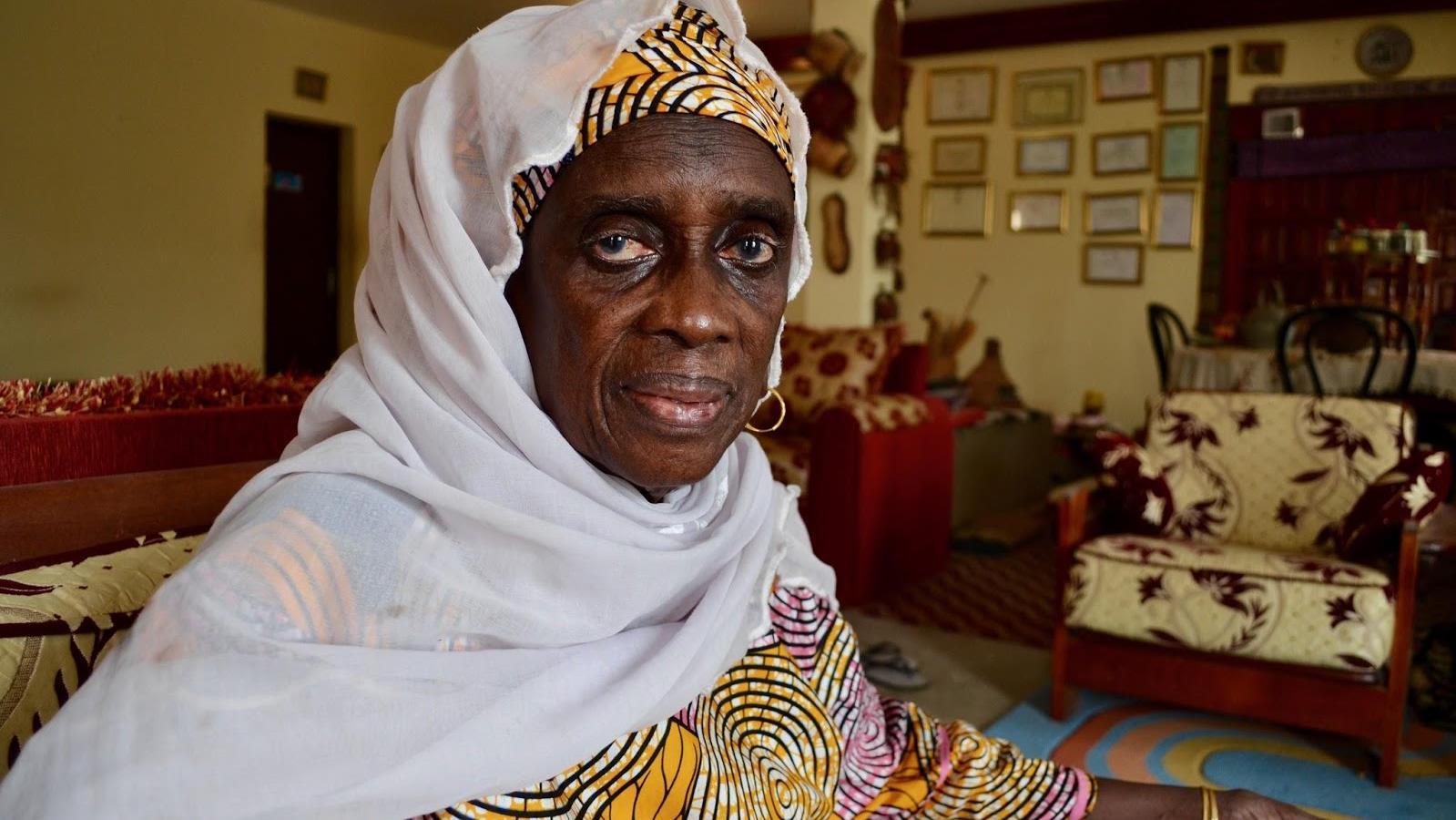 Aissata Kane, 79 ans, première femme ministre en Mauritanie