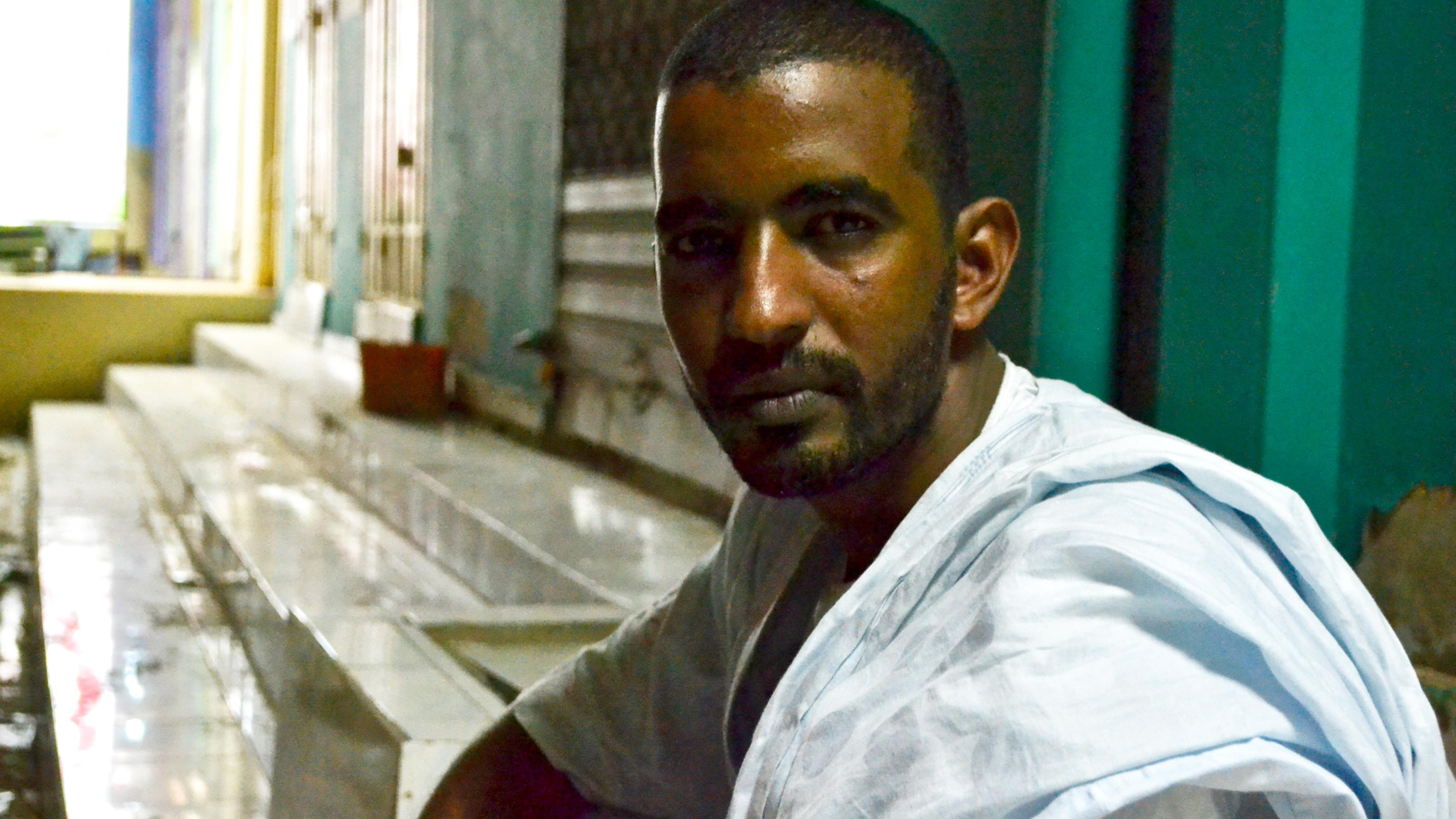 Cheikh Tarouzy, 27 ans, jeune chômeur
