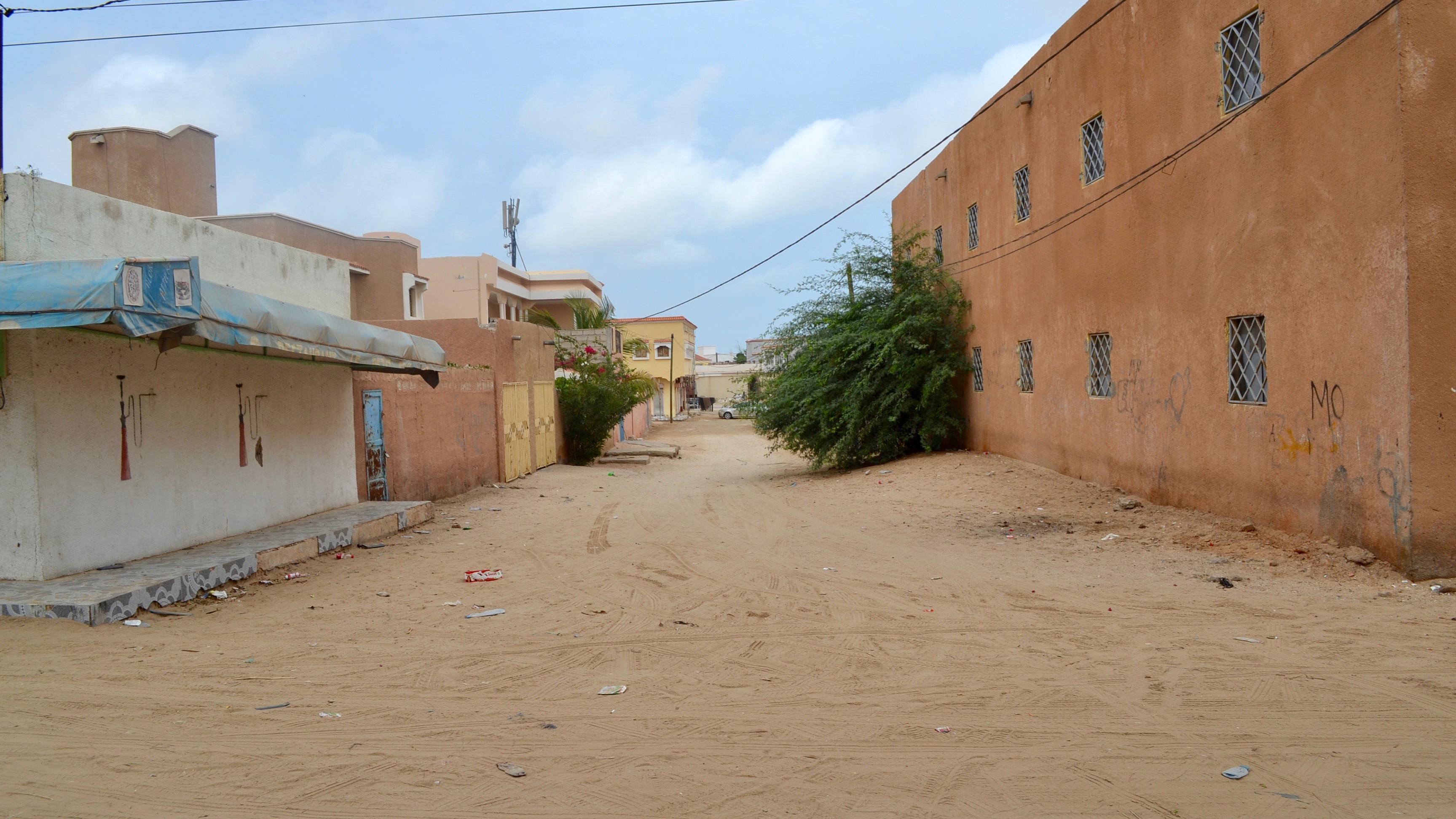 Le quartier de Mohamed, à Nouakchott