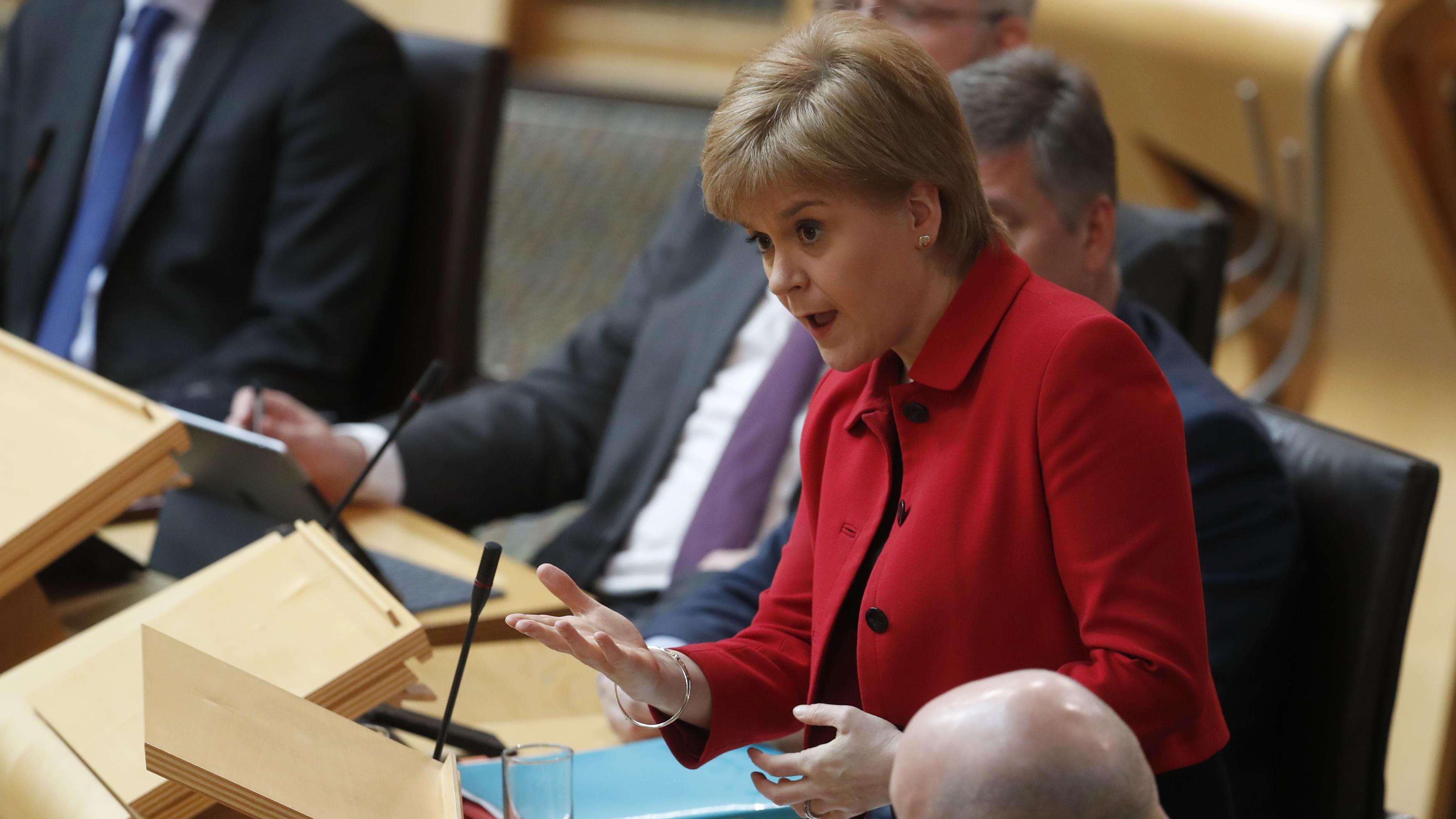 L'Écosse réclame un nouveau référendum