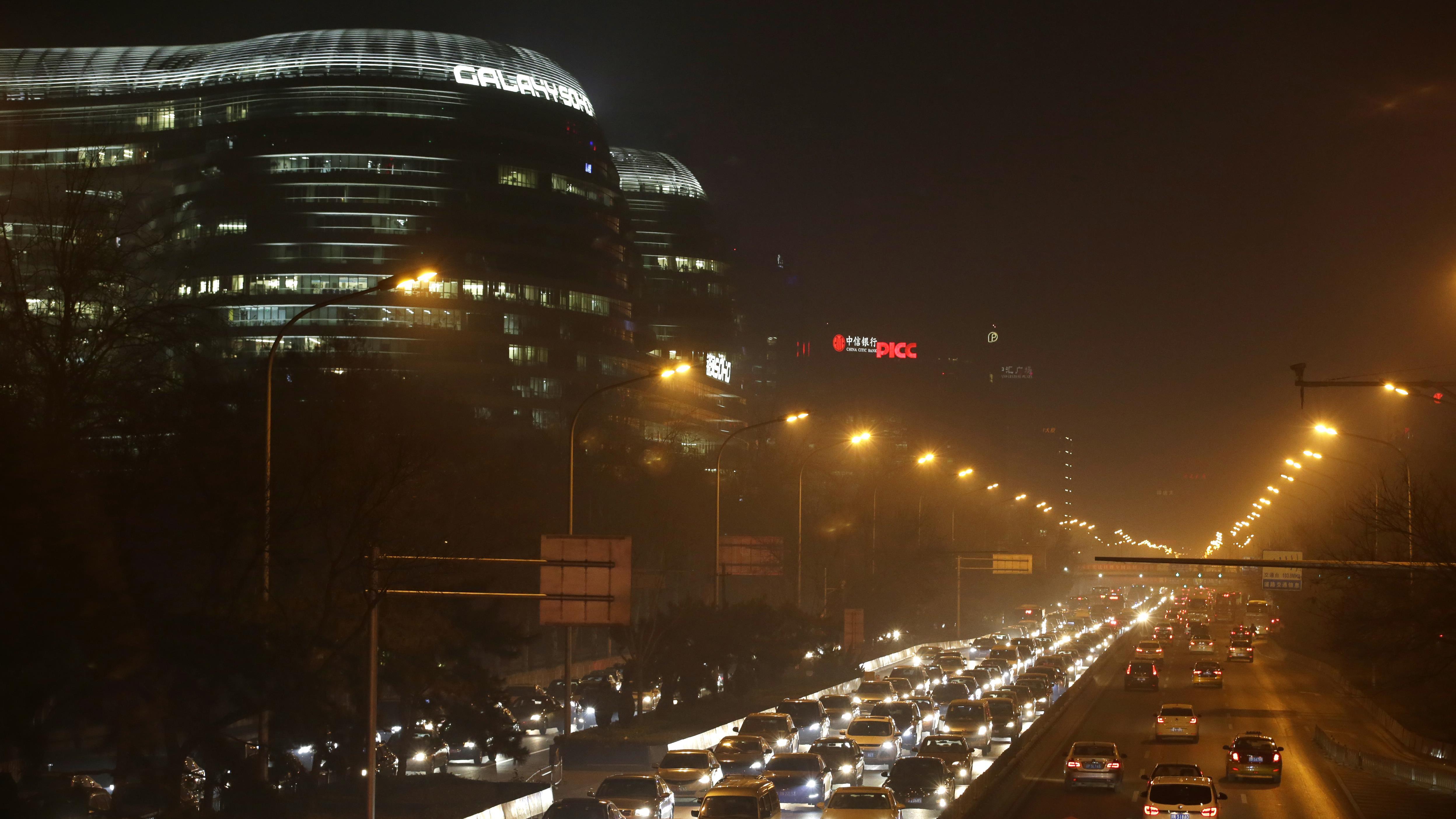 La pollution lumineuse ne cesse d'augmenter