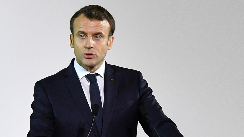Crise des migrants : Macron critique les « incohérences » de l'Union européenne