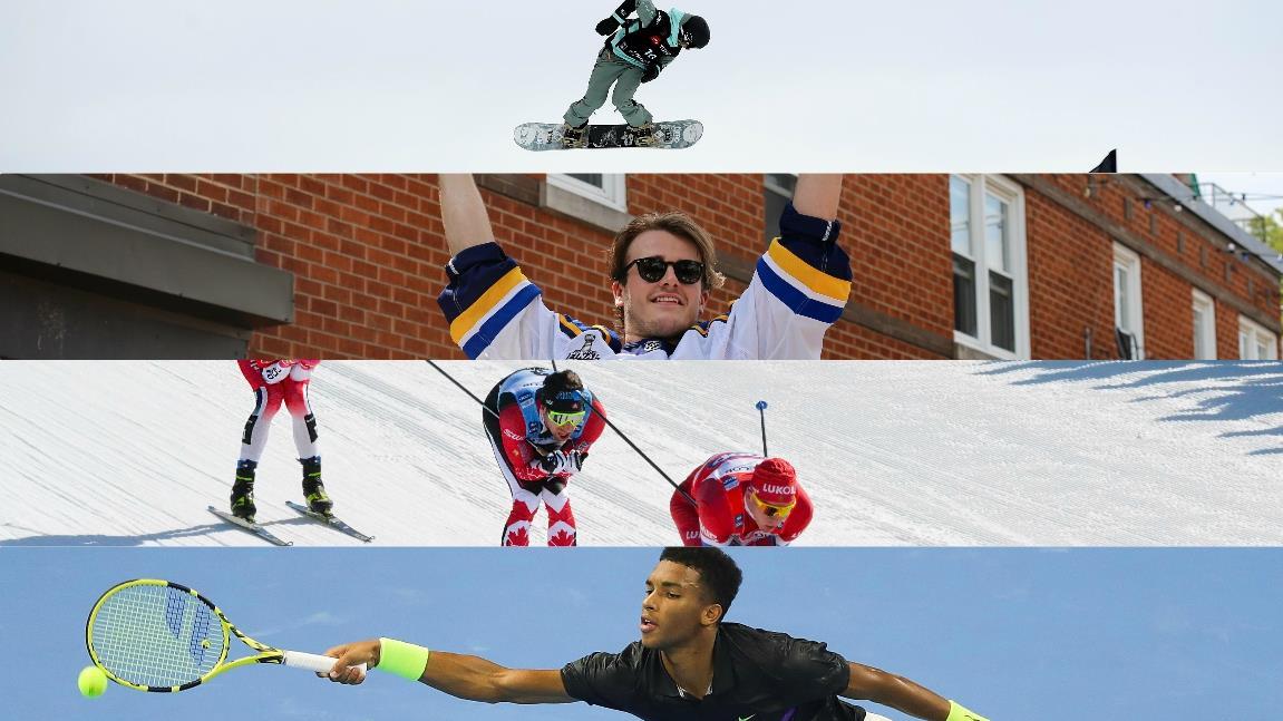 Testez vos connaissances de l'actualité sportive 2019 de Québec