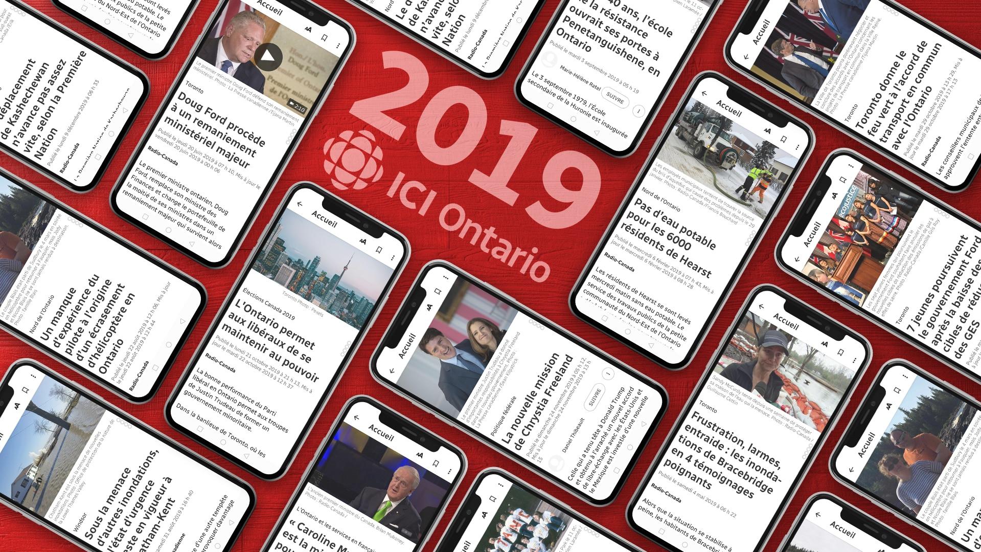 Avez-vous bien suivi l'actualité en Ontario en 2019? Faites le test!