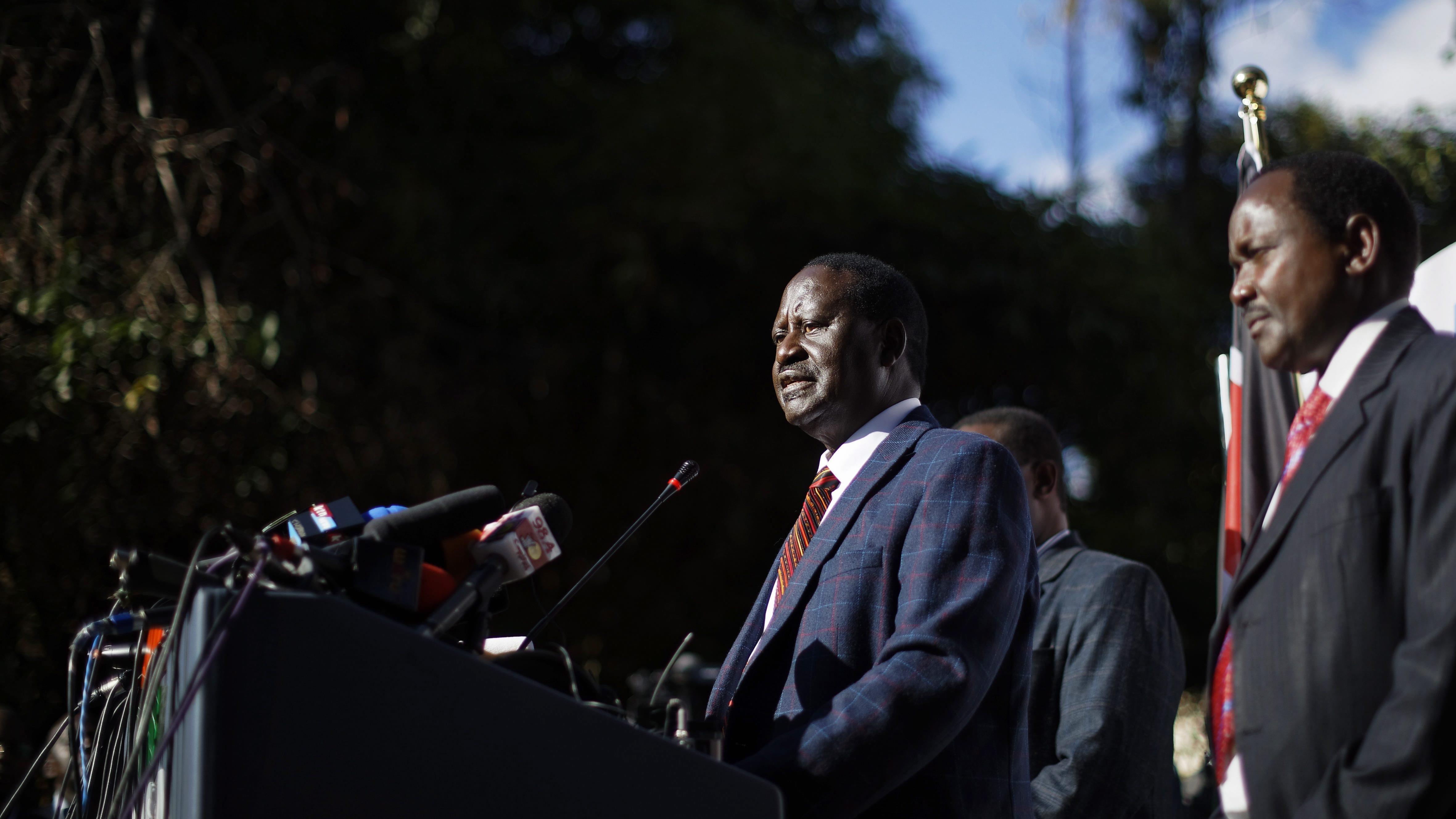L'opposition kenyane conteste la présidentielle devant la Cour suprême