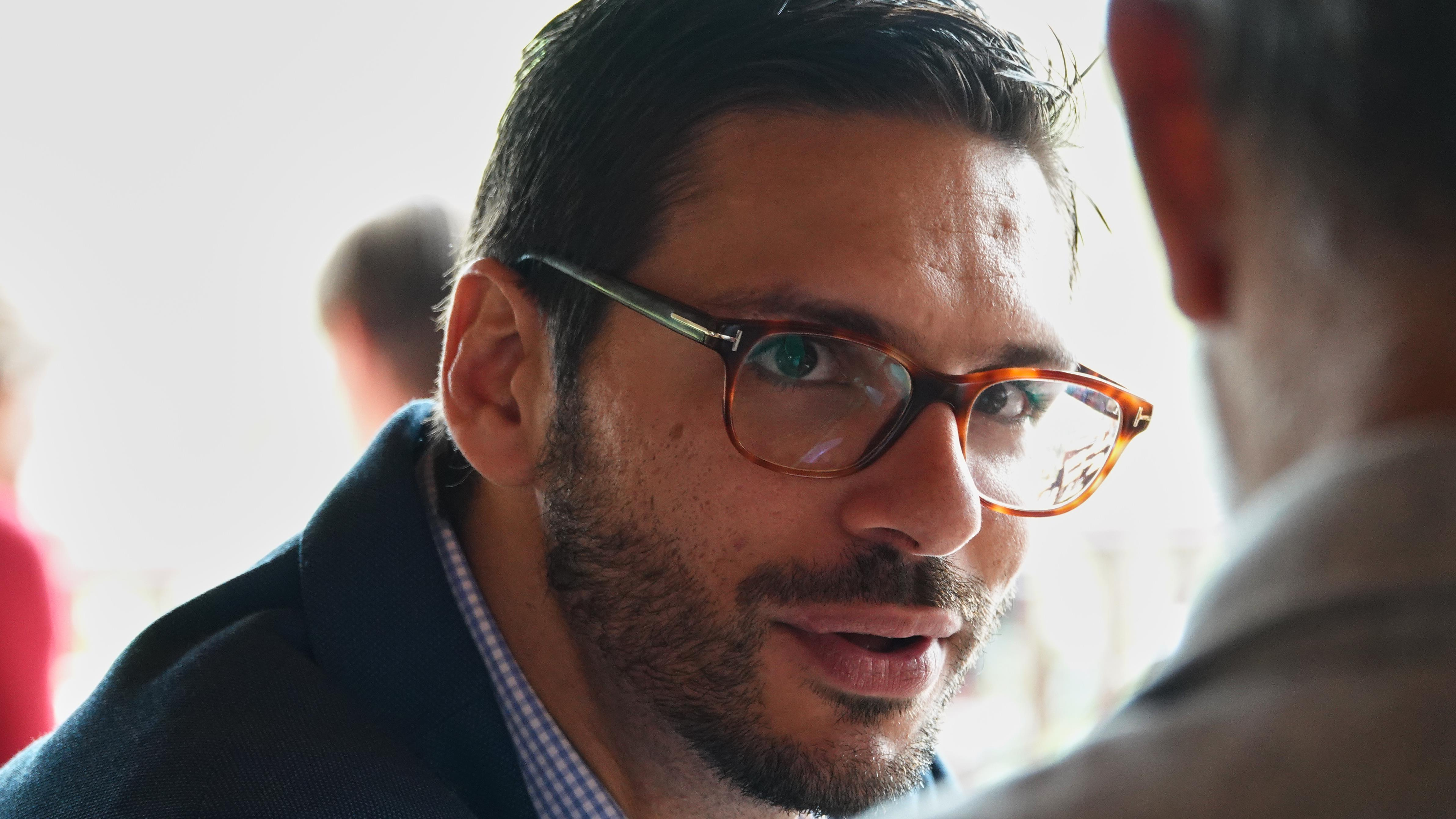 Le Montréalais Laurent Nahmias Léonard