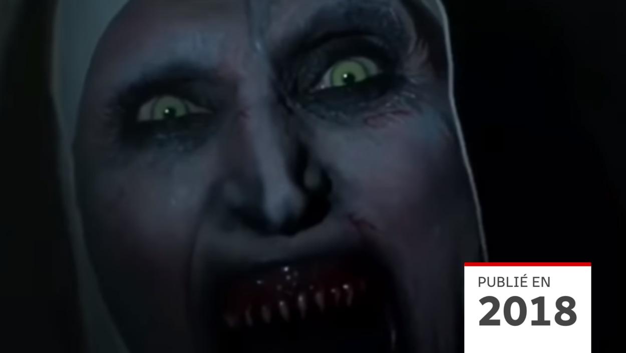 Jugée trop effrayante, une publicité pour un film d ...