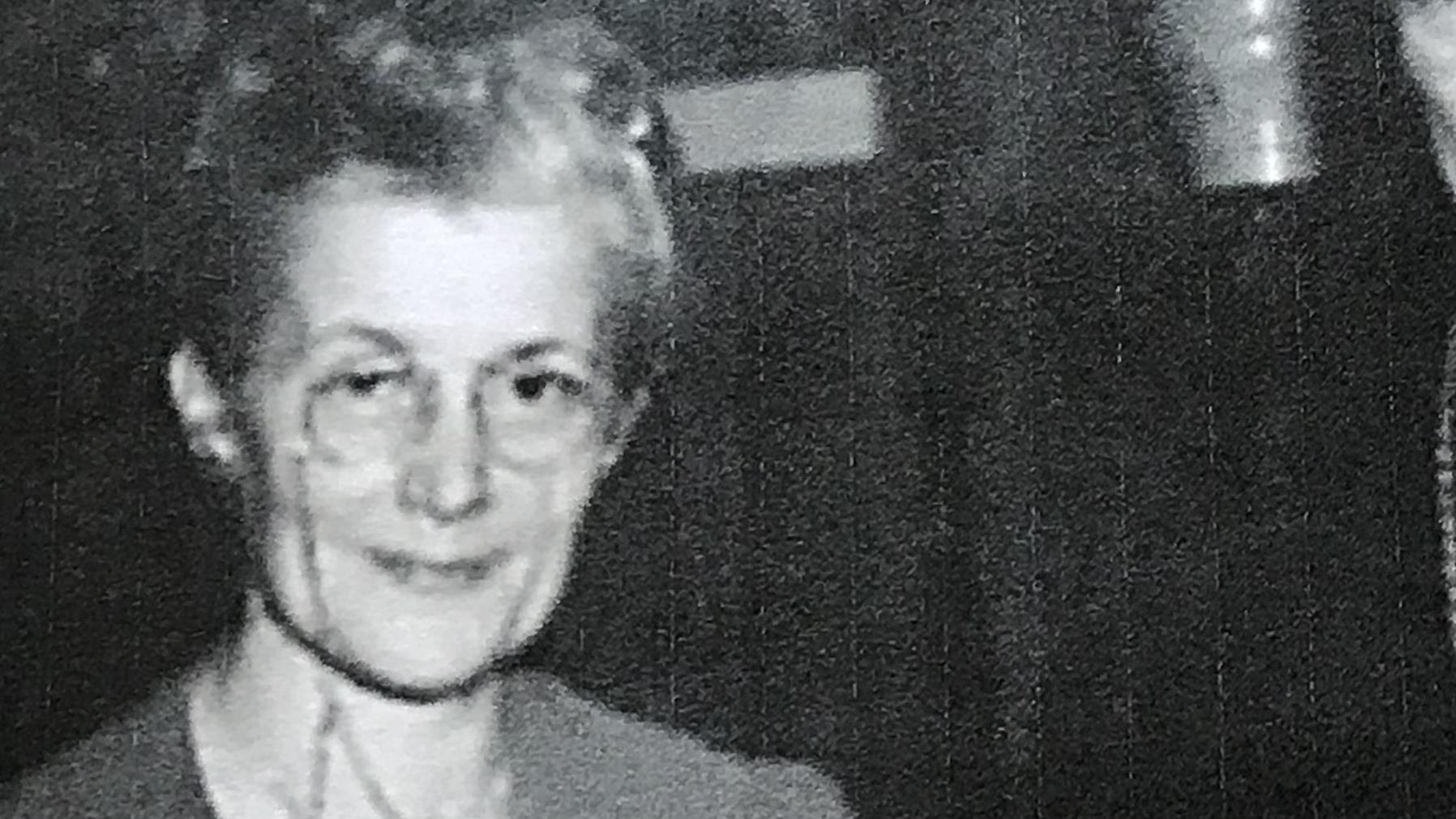 Photo d'archives de Mme Yvonne Fortin-Terrien.
