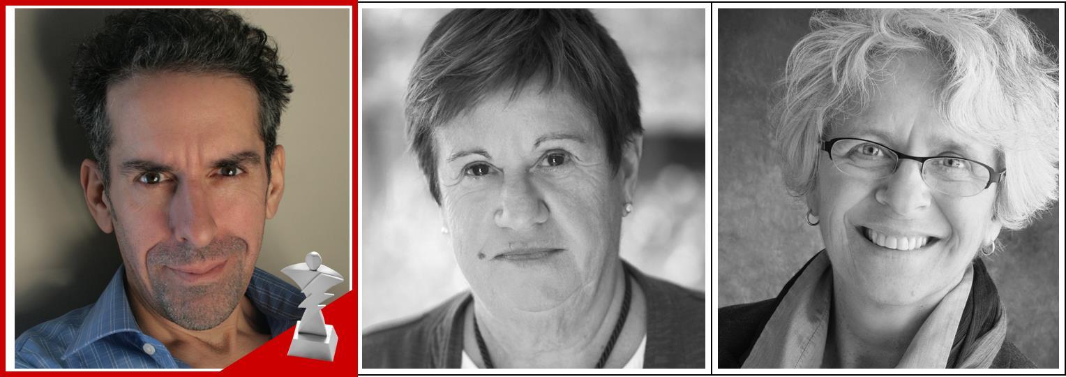 Loréat : Daniel H. Dugas | Christiane St-Pierre | Hélène Harbec