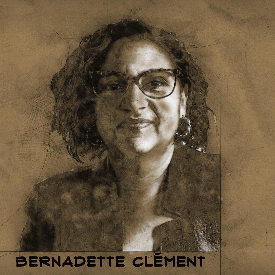 Bernadette Clément, mairesse de Cornwall