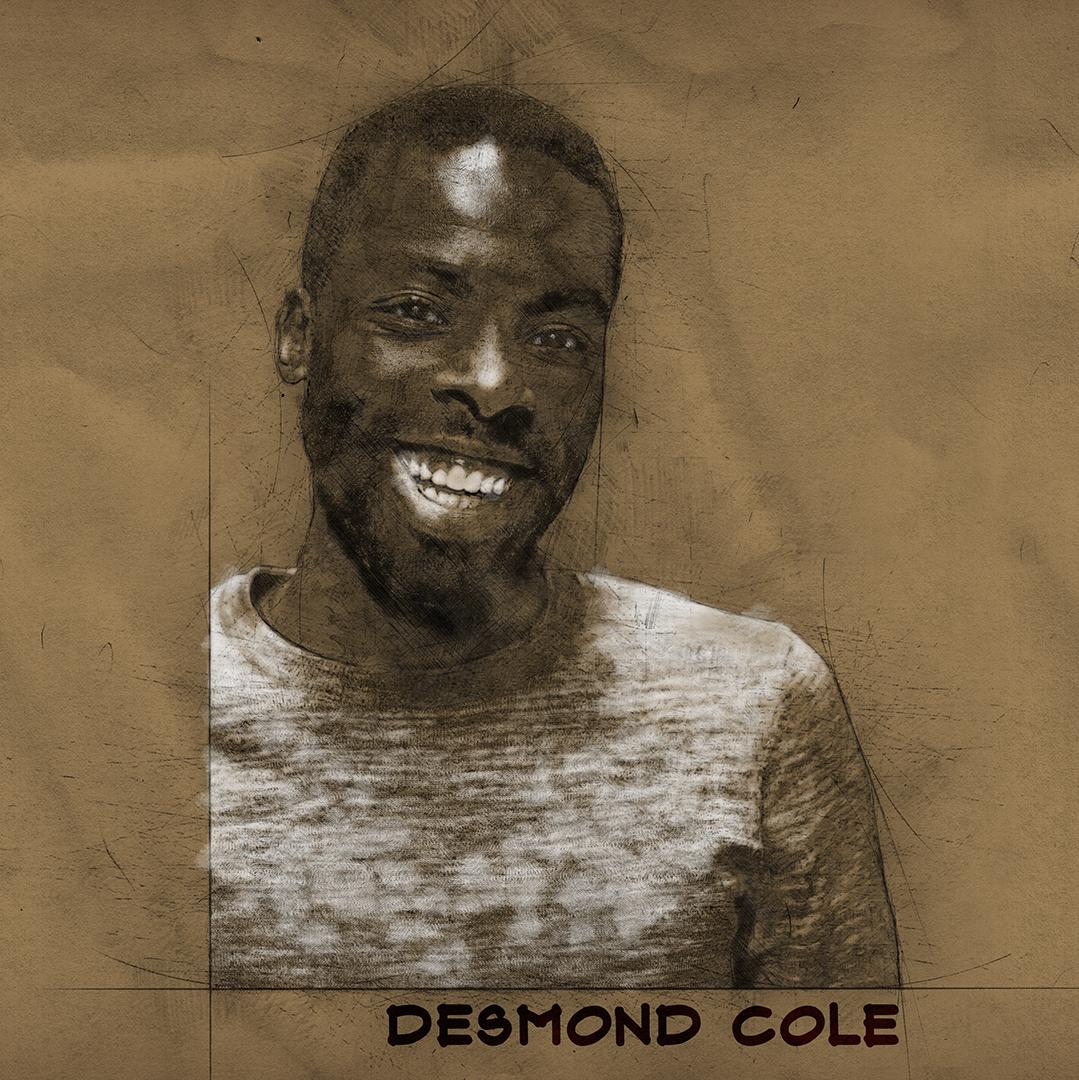 Desmond Cole, auteur, journaliste et activiste à Toronto