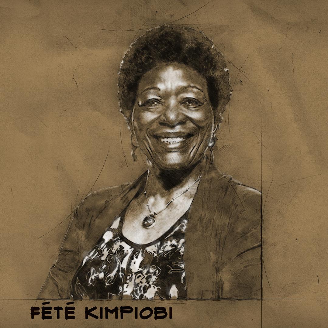 Fété Ngira-Batware Kimpiobi, directrice d'organisme communautaire à Welland