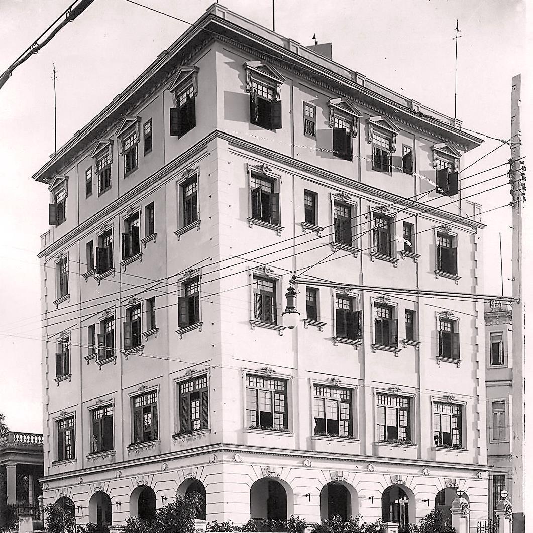 L'hôtel Victoria, que fréquentait Marie-Victorin à La Havane, à Cuba