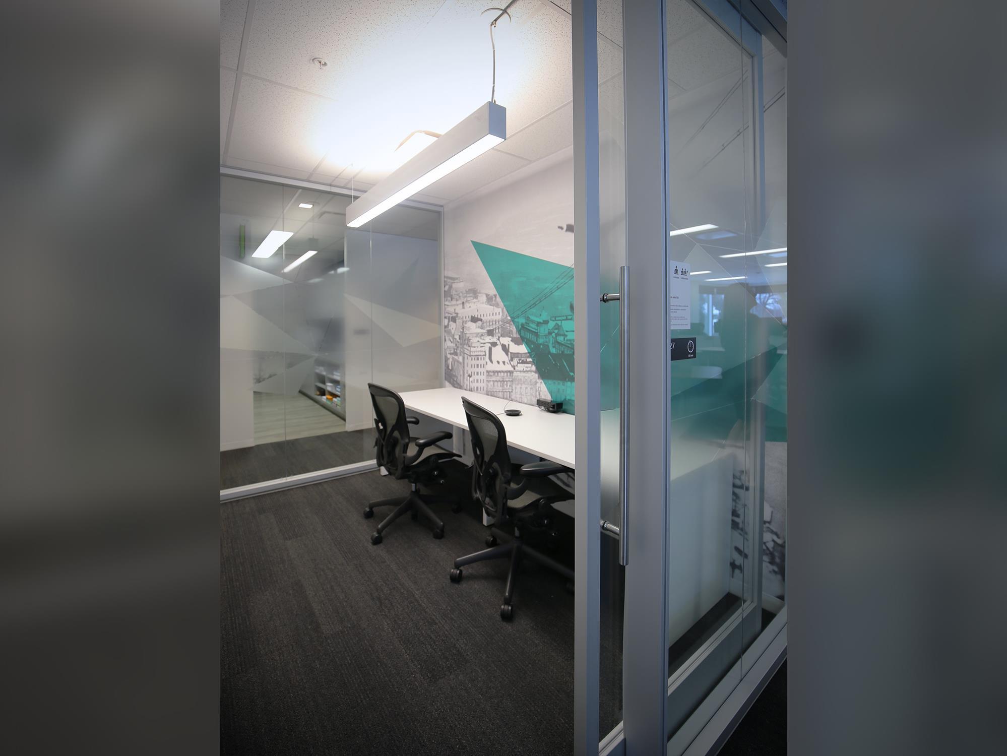 Un espace de travail