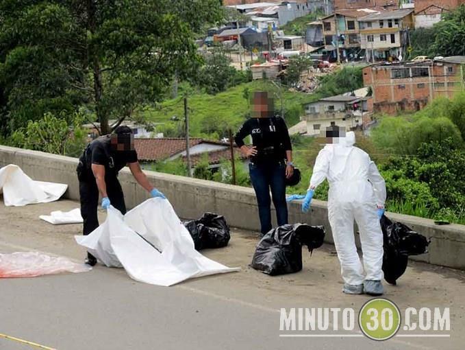 Le corps de Frédéric Lavoie a été retrouvé démembré à Sabaneta, en Colombie.