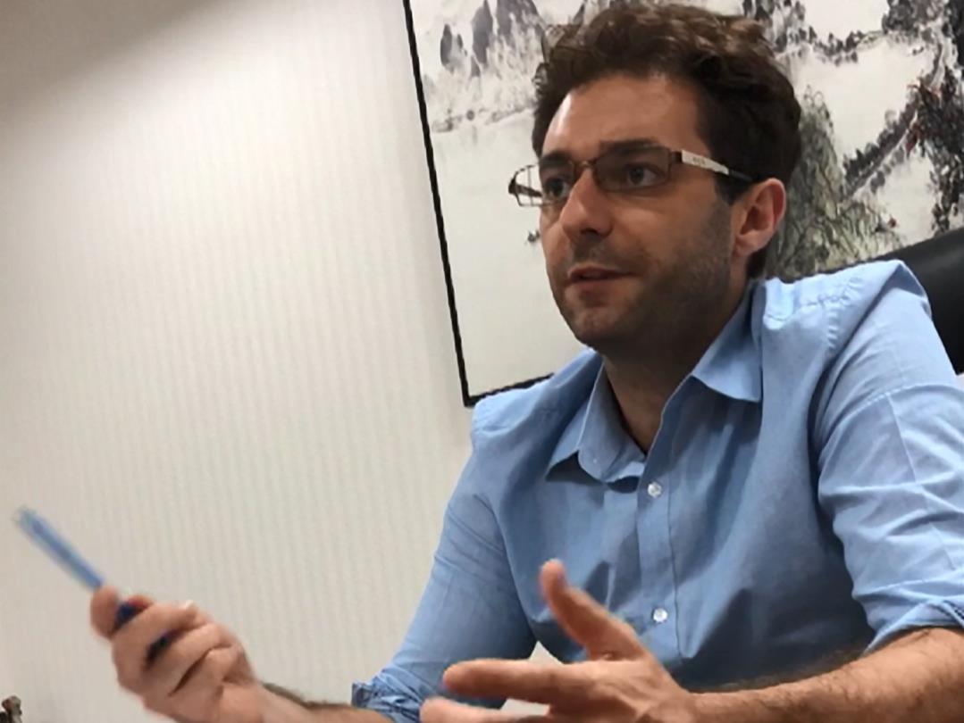 L'avocat Sébastien Guimier