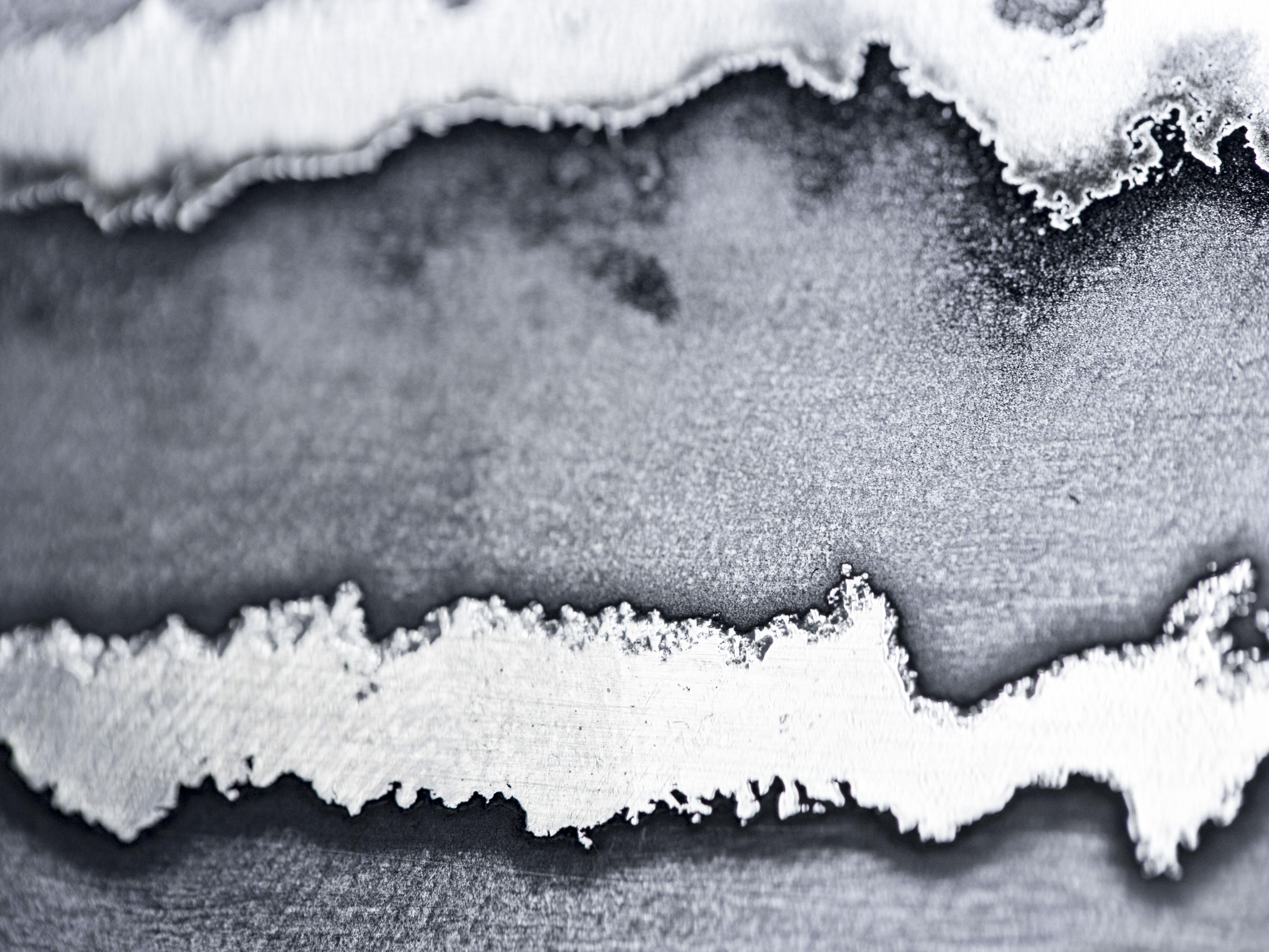 Texture d'acier