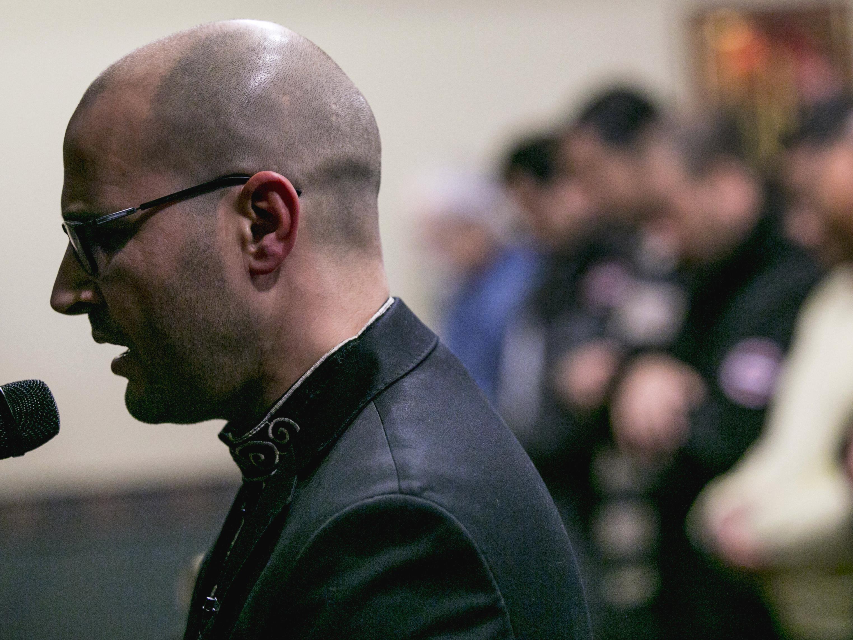 Karim Elabed est commerçant et imam dans la région de Québec et Lévis