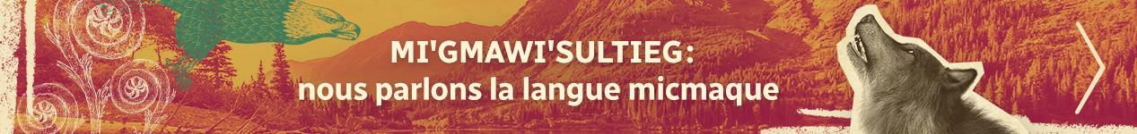 Consultez tous les contenus du portail Mi'gmawi'sultieg : nous parlons la langue micmaque.