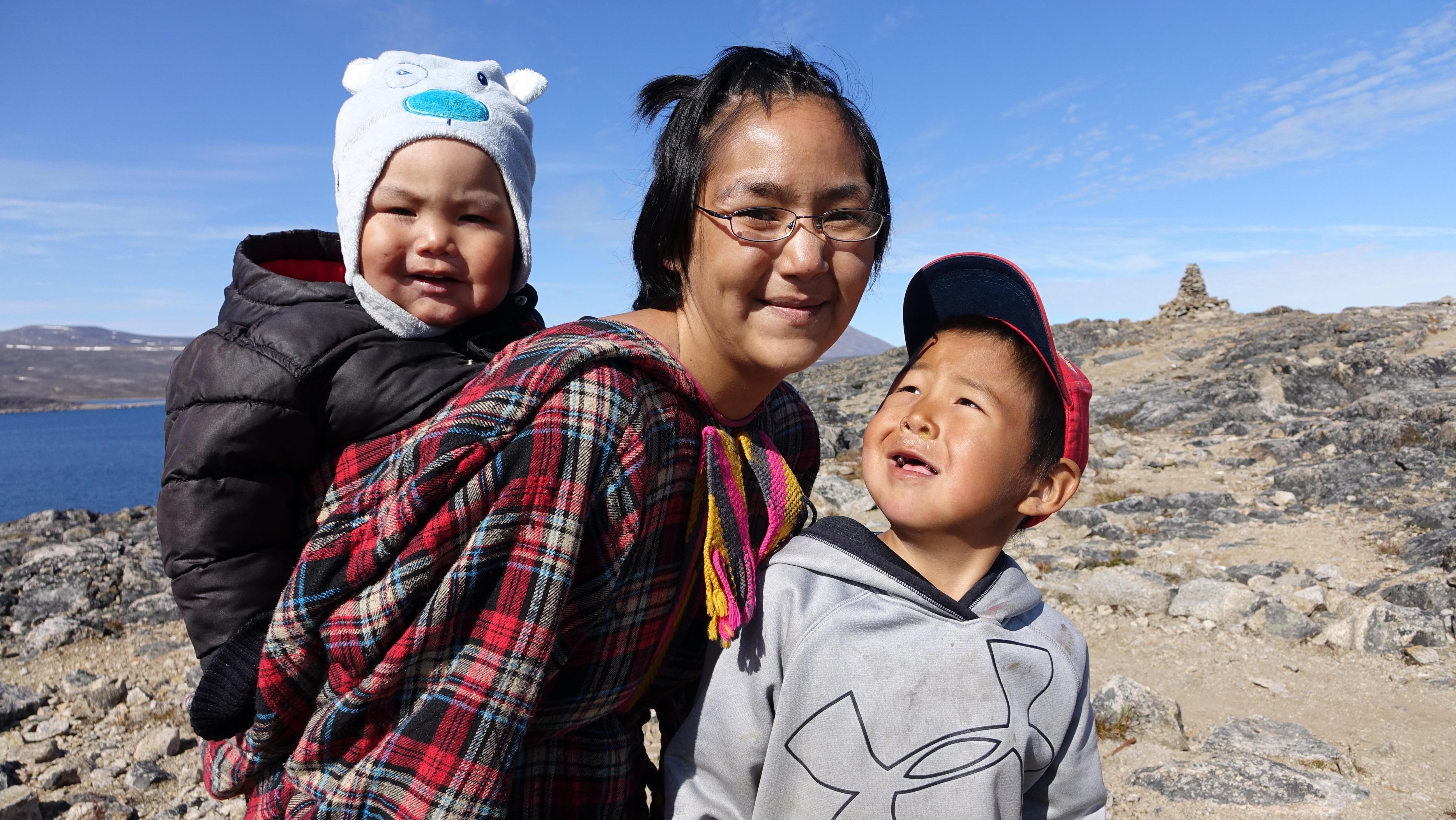 Le Nunavut, entre deux mondes   Expédition Canada C3   Radio-Canada.ca