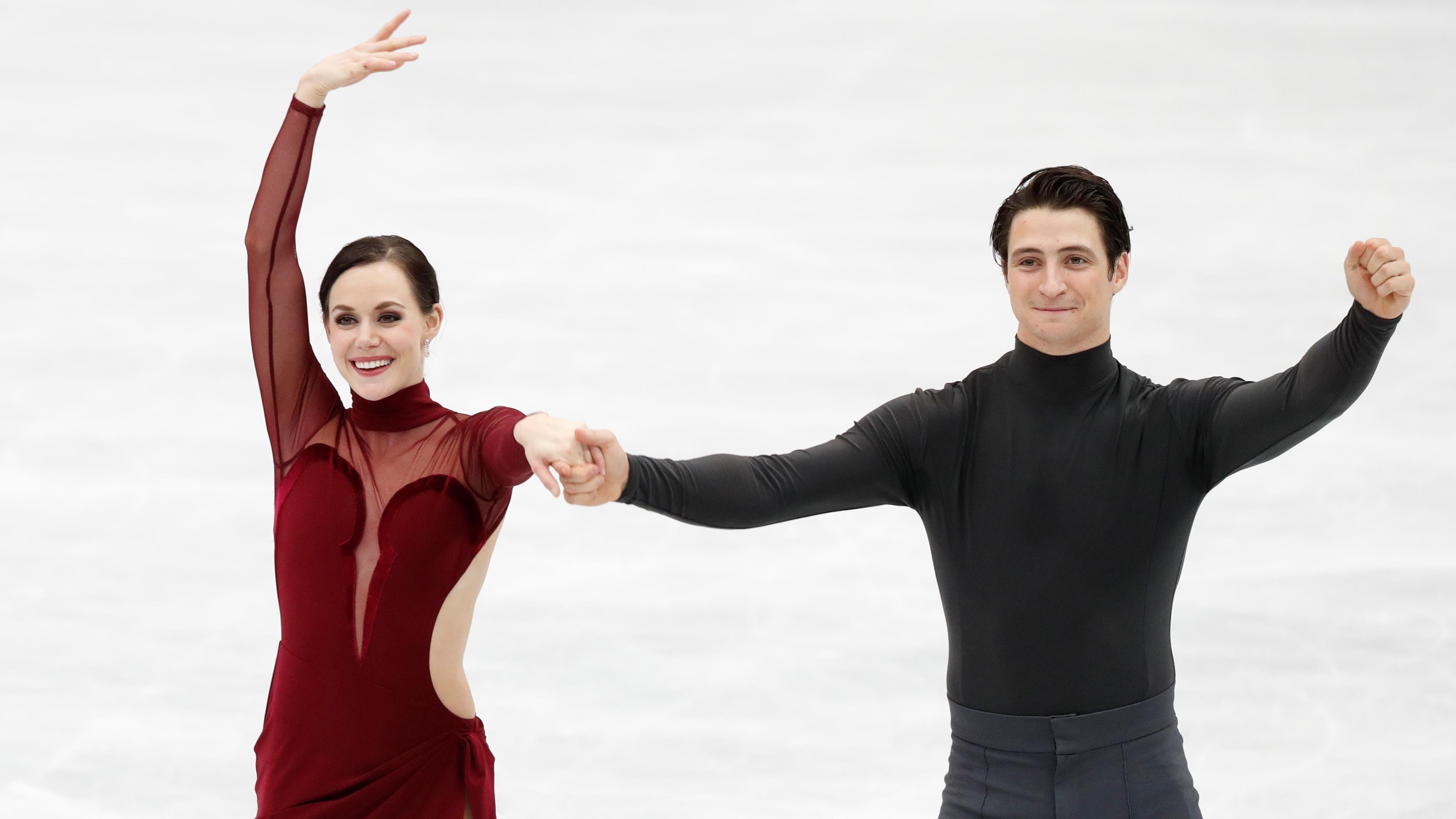 Tessa Virtue et Scott Moir seront les porte-drapeau du Canada aux Jeux olympiques de Pyeongchang