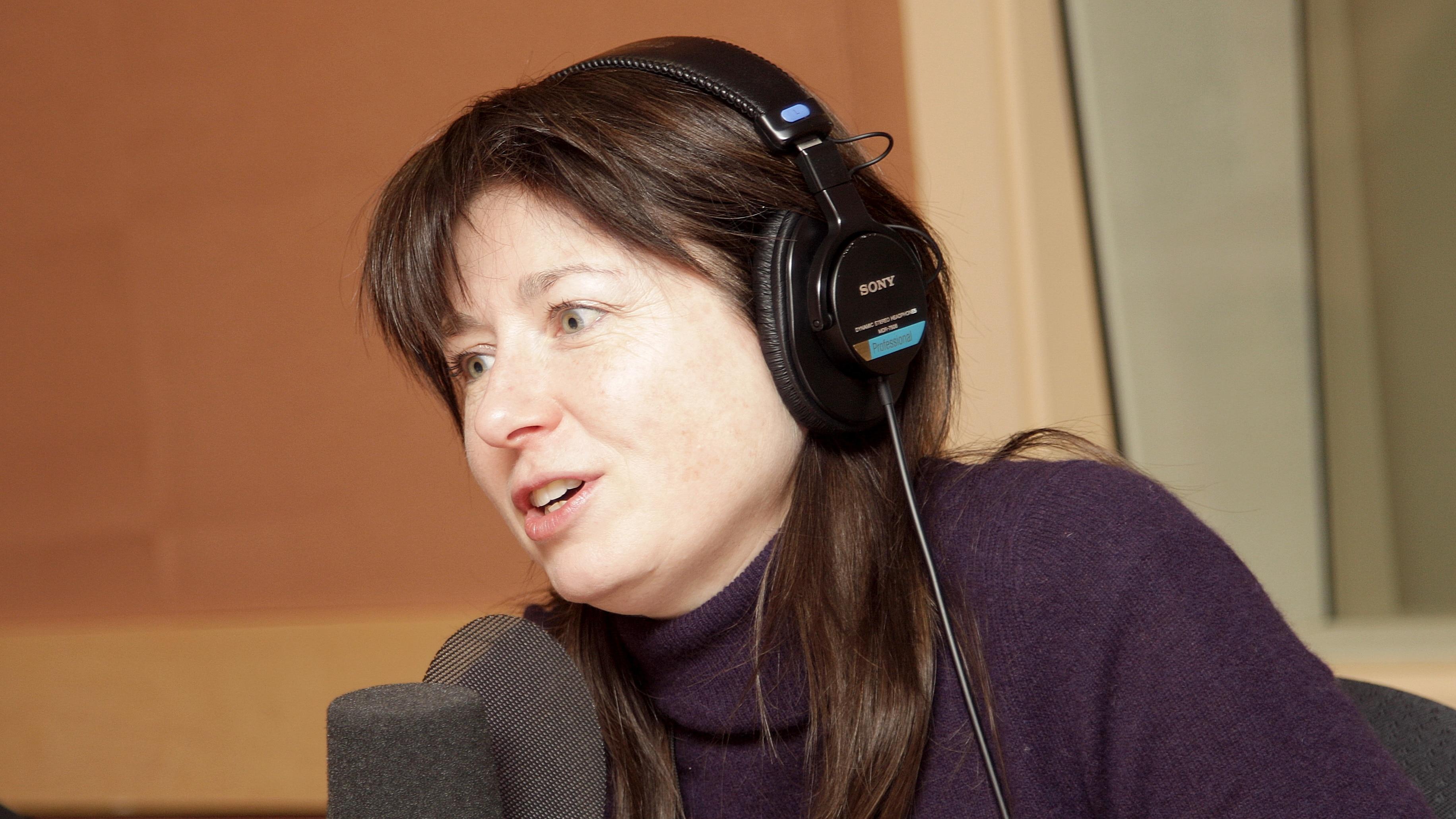 Ariane Krol collabore régulièrement à notre segment « La bourse de l'actualité »