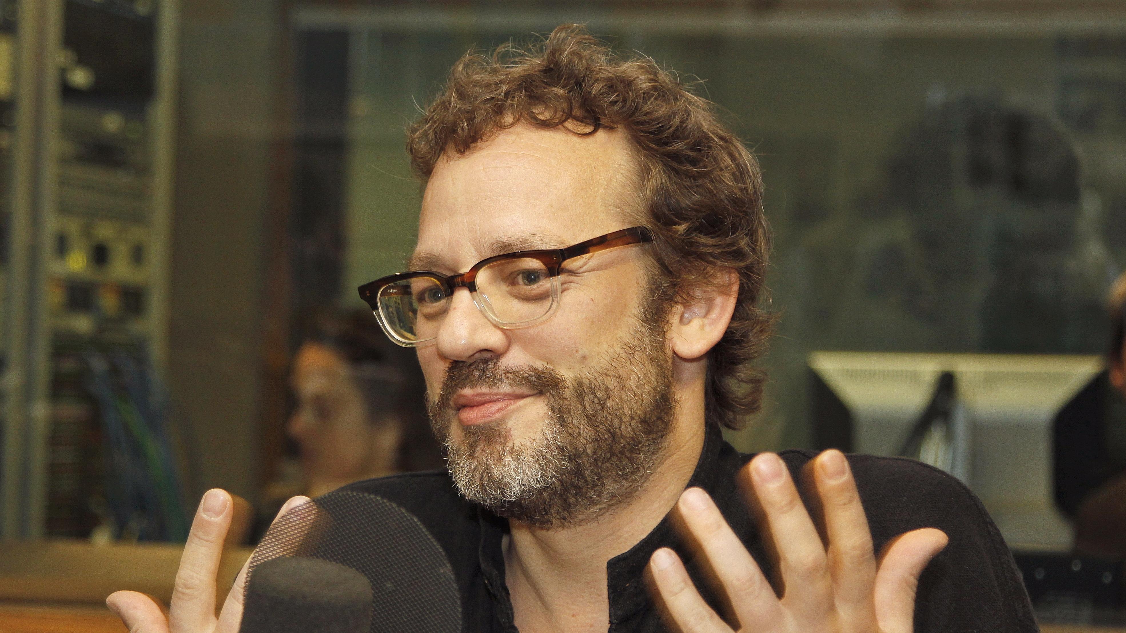 Le chroniqueur François Parenteau