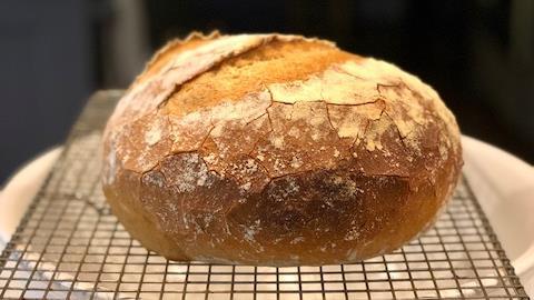 La recette de pain maison de Lesley Chesterman | Du côté de chez Catherine